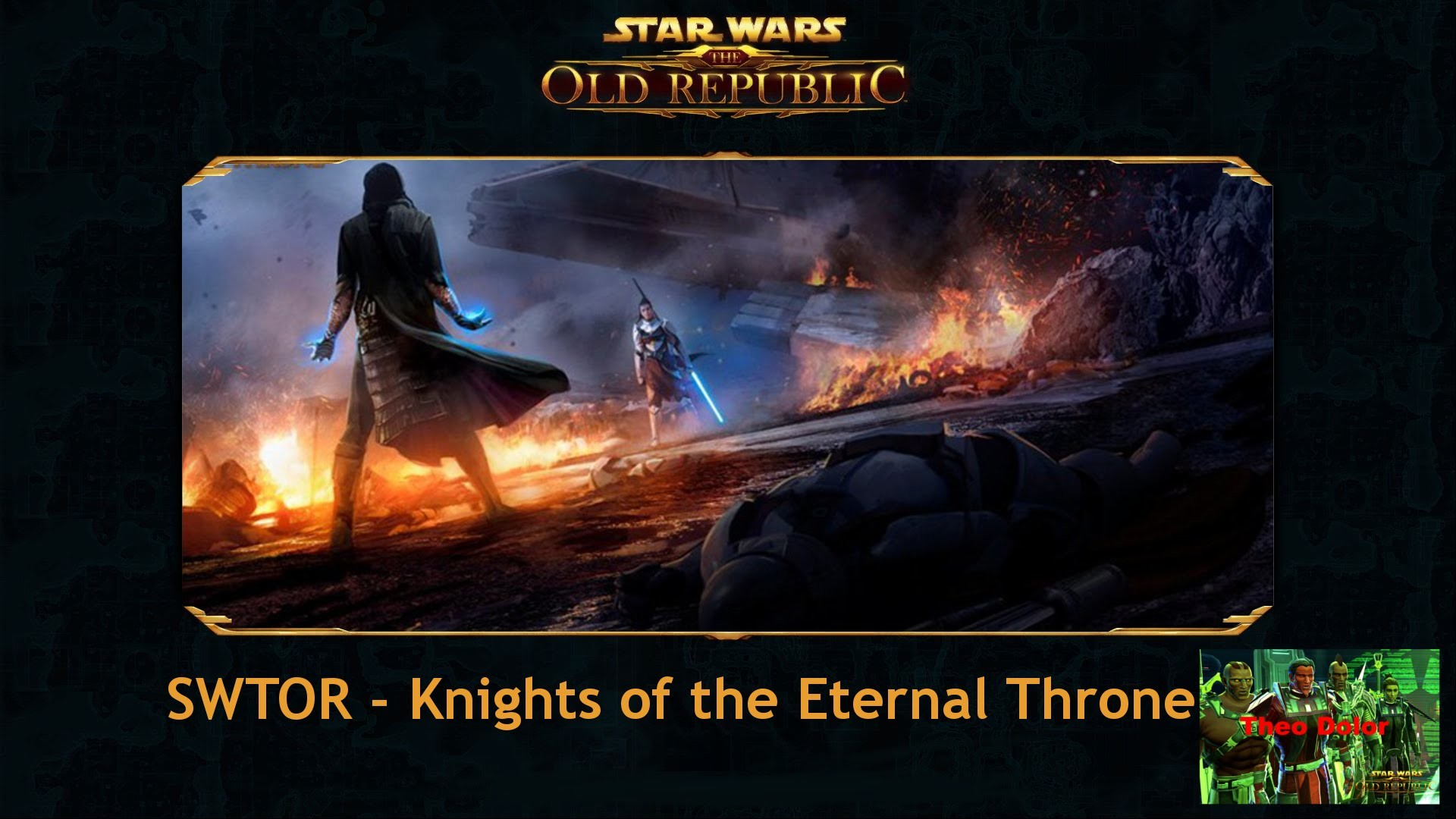 SWTOR Knights of the Eternal Throne   Infovideo [REUPLOAD in HD]