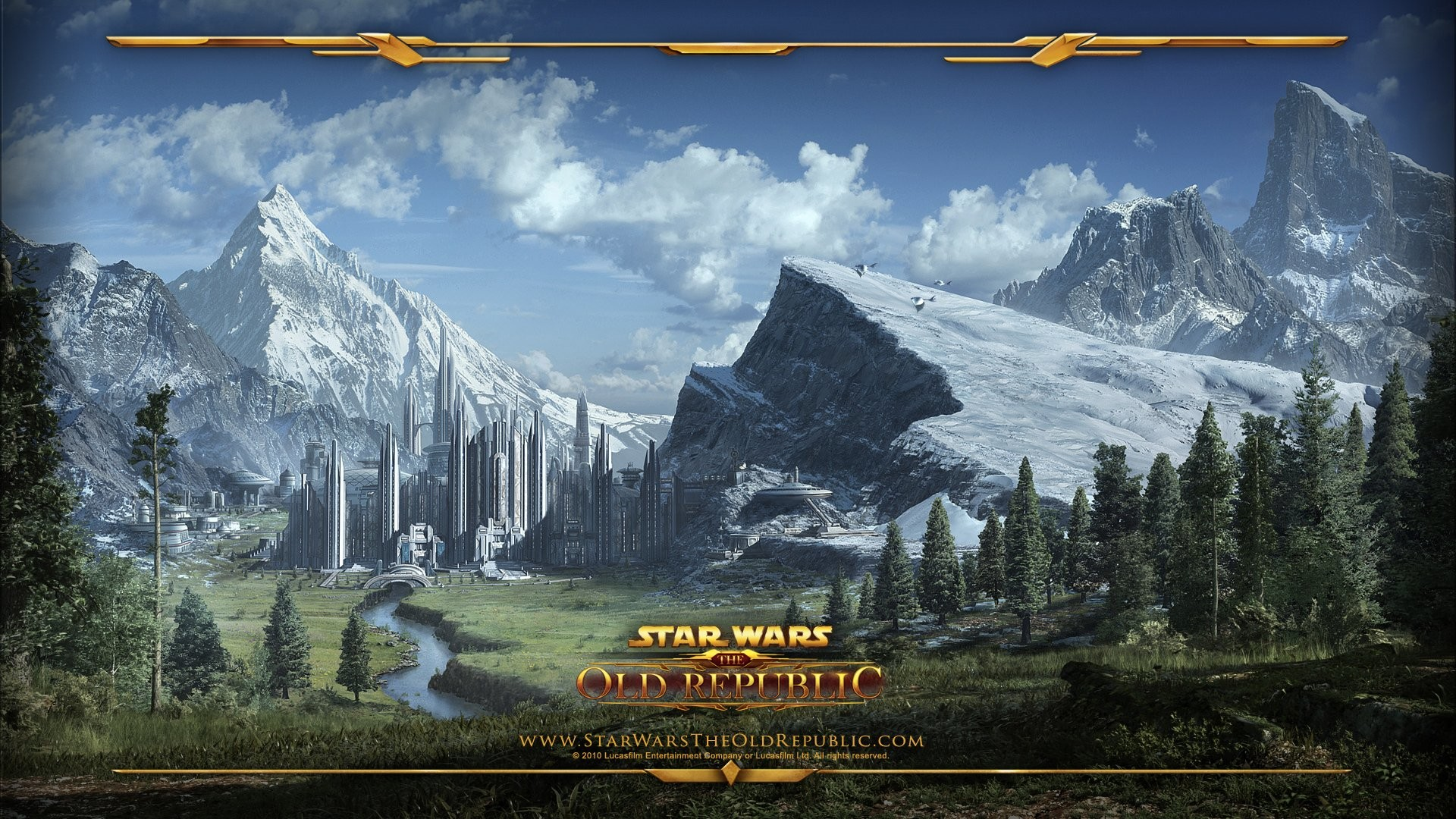 Alderaan Star Wars 855574