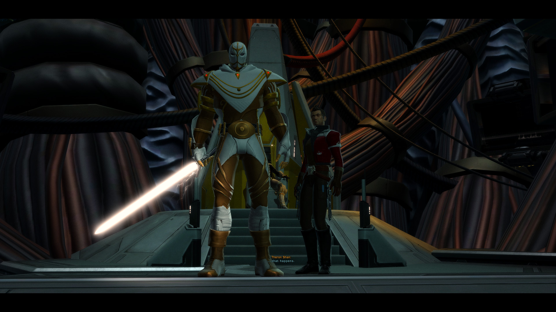 SWTOR Jedi Knight from beginning to Iokath