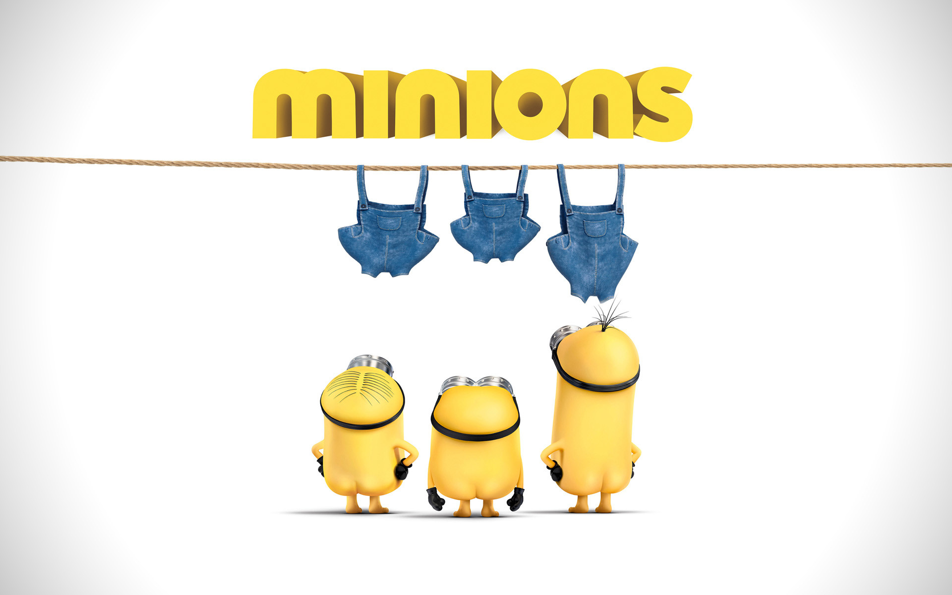 Free Download Minions Bob Kevin Stuart Funny Wallpaper in high Quality .