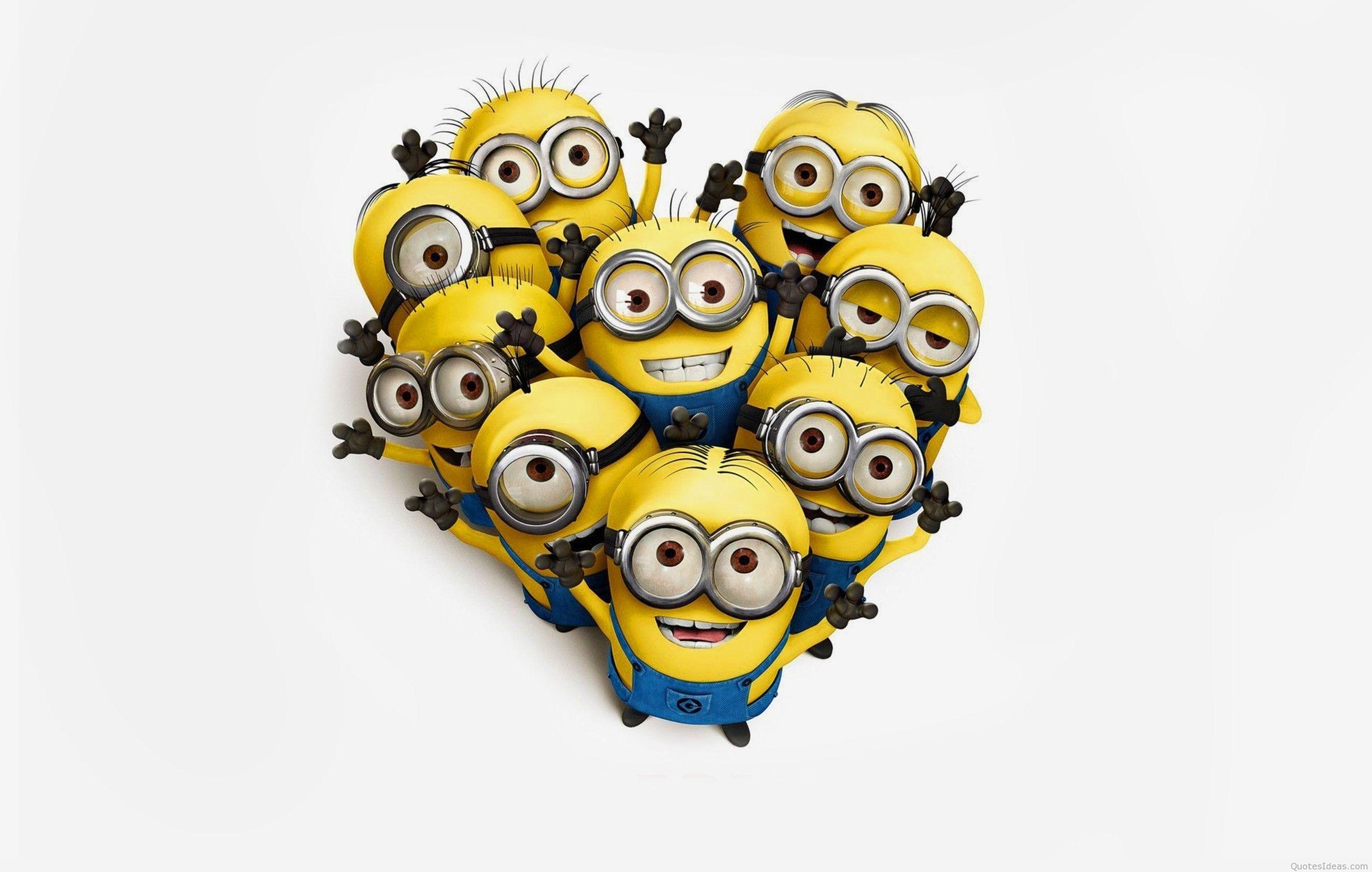 … minion-love-cartoon-hd-wallpaper-2560×1600-6142 …