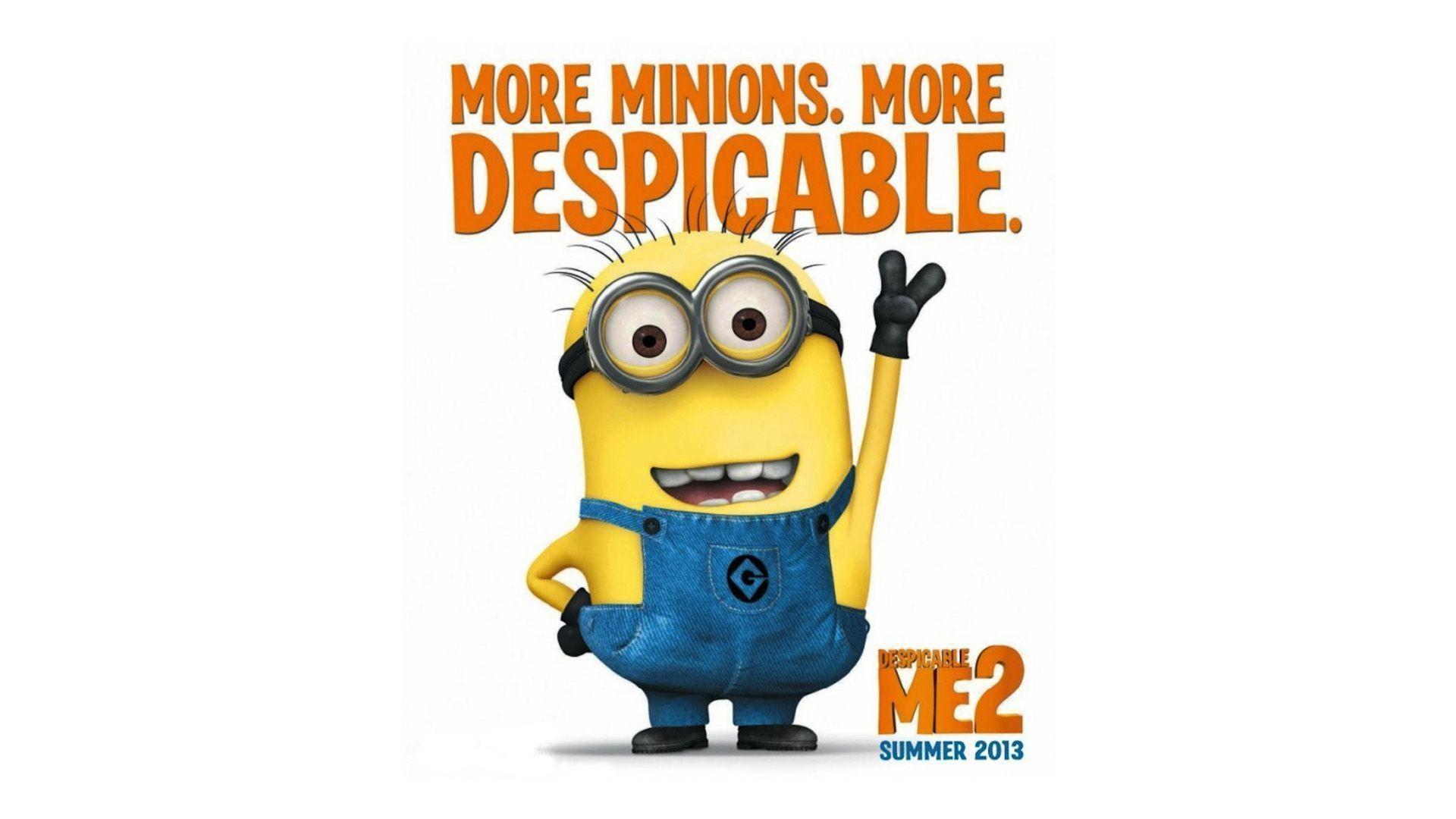 Minion – Despicable Me Minions Wallpaper (34873793) – Fanpop