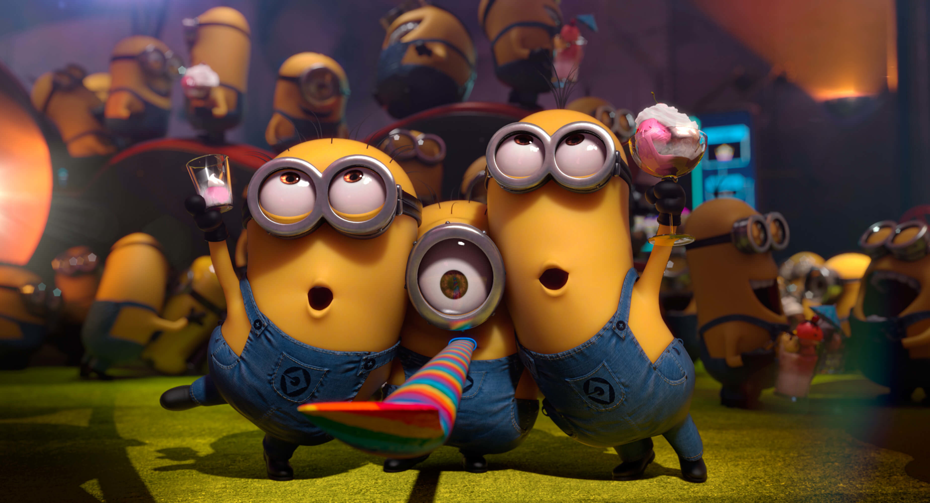 34 Bob (Minions) HD Wallpapers | Backgrounds – Wallpaper Abyss