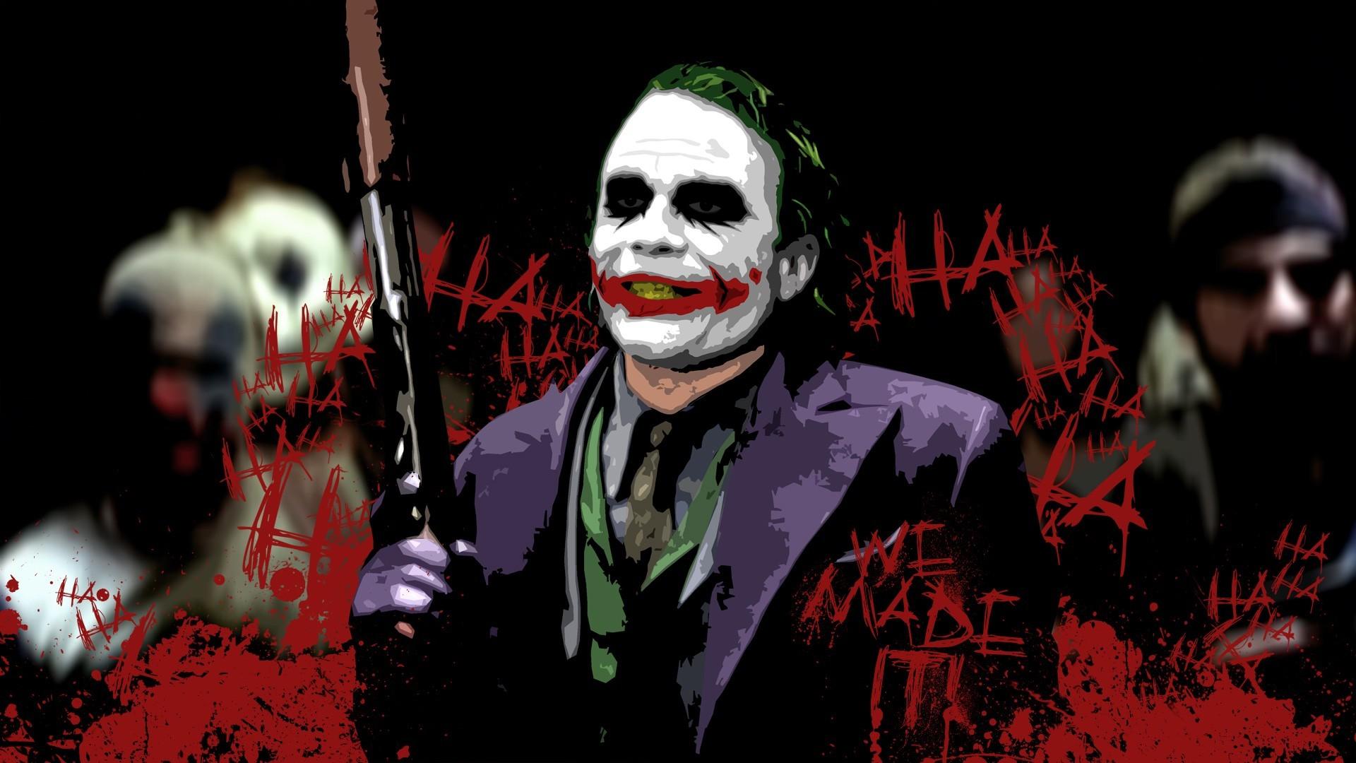 Joker Photos from Warner Bros.' Suicide Squad