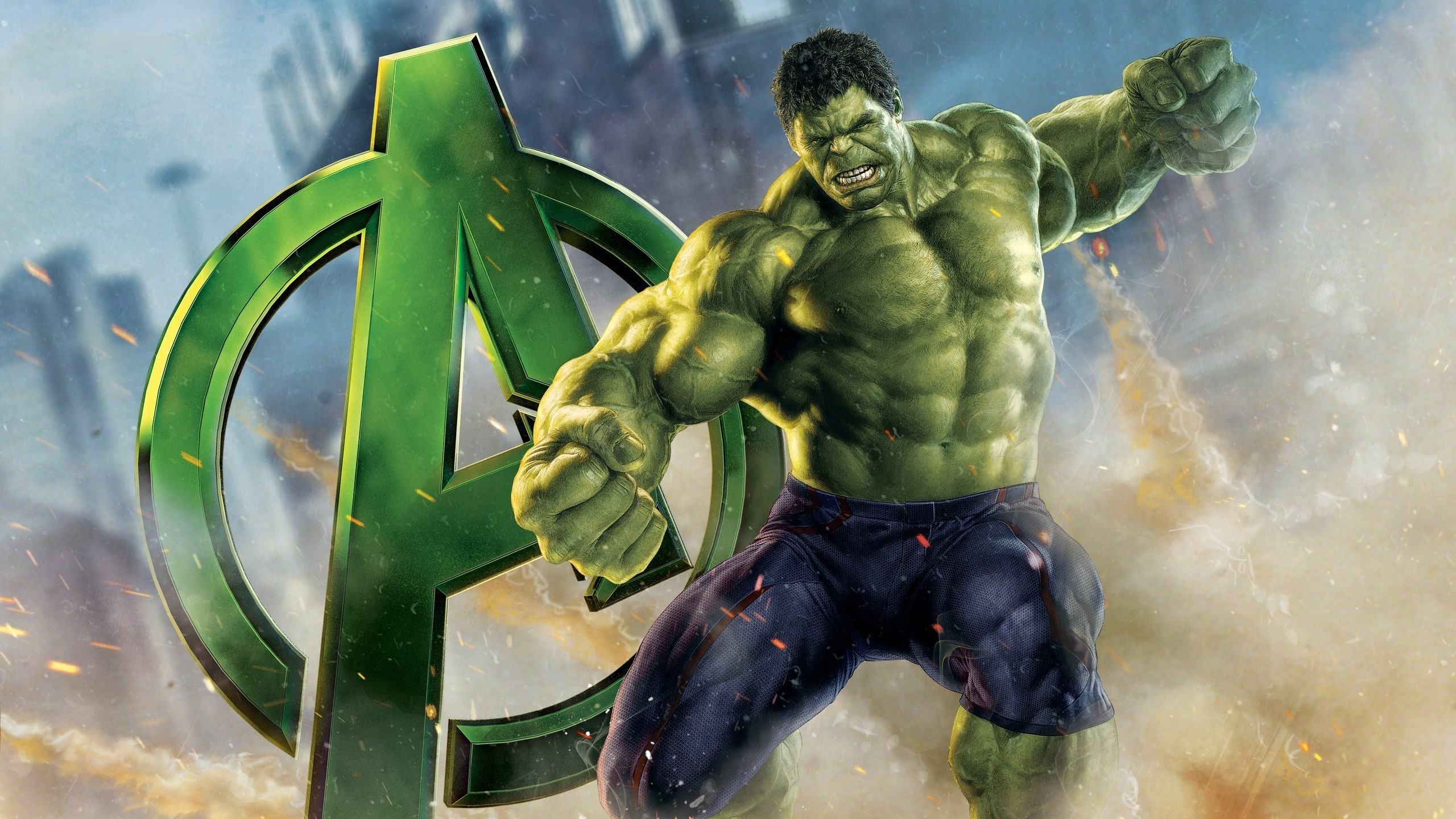 … x 1440 Original. Description: Download Avengers Hulk Movies wallpaper  …