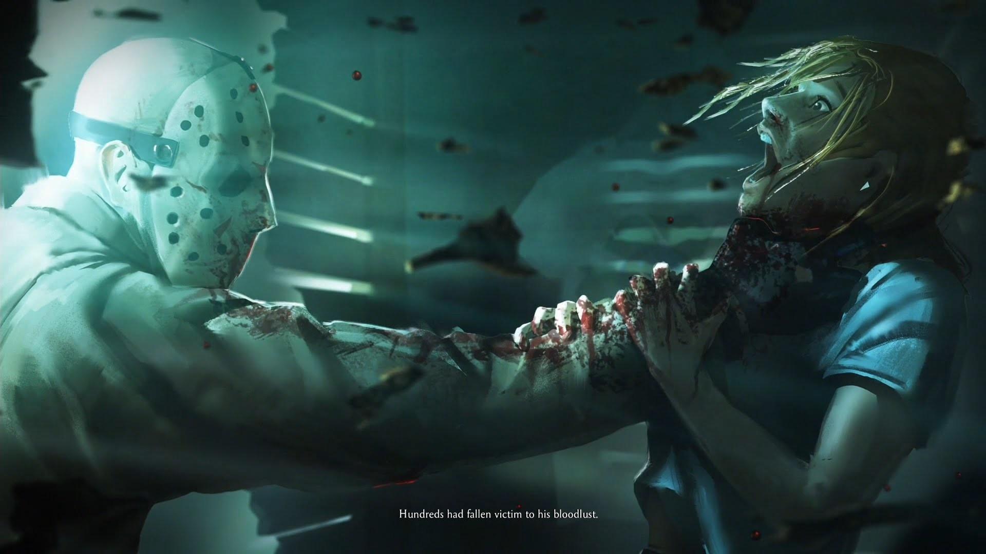 Mortal Kombat X – Jason Voorhees All Fatalities, Brutalities And Ending  Cutscene (1080p 60fps)