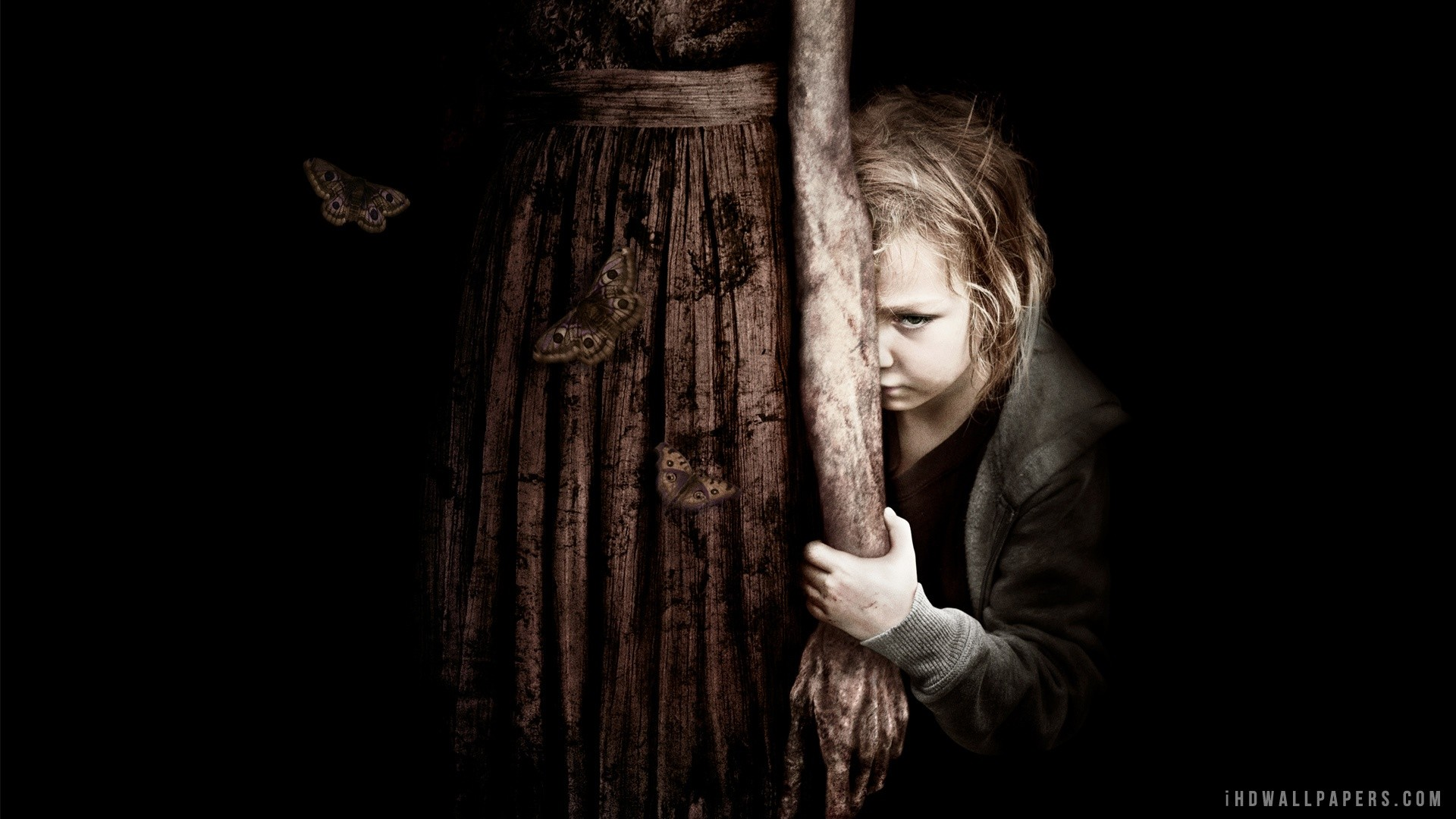 Mama Horror Movie HD Wallpaper – iHD Wallpapers