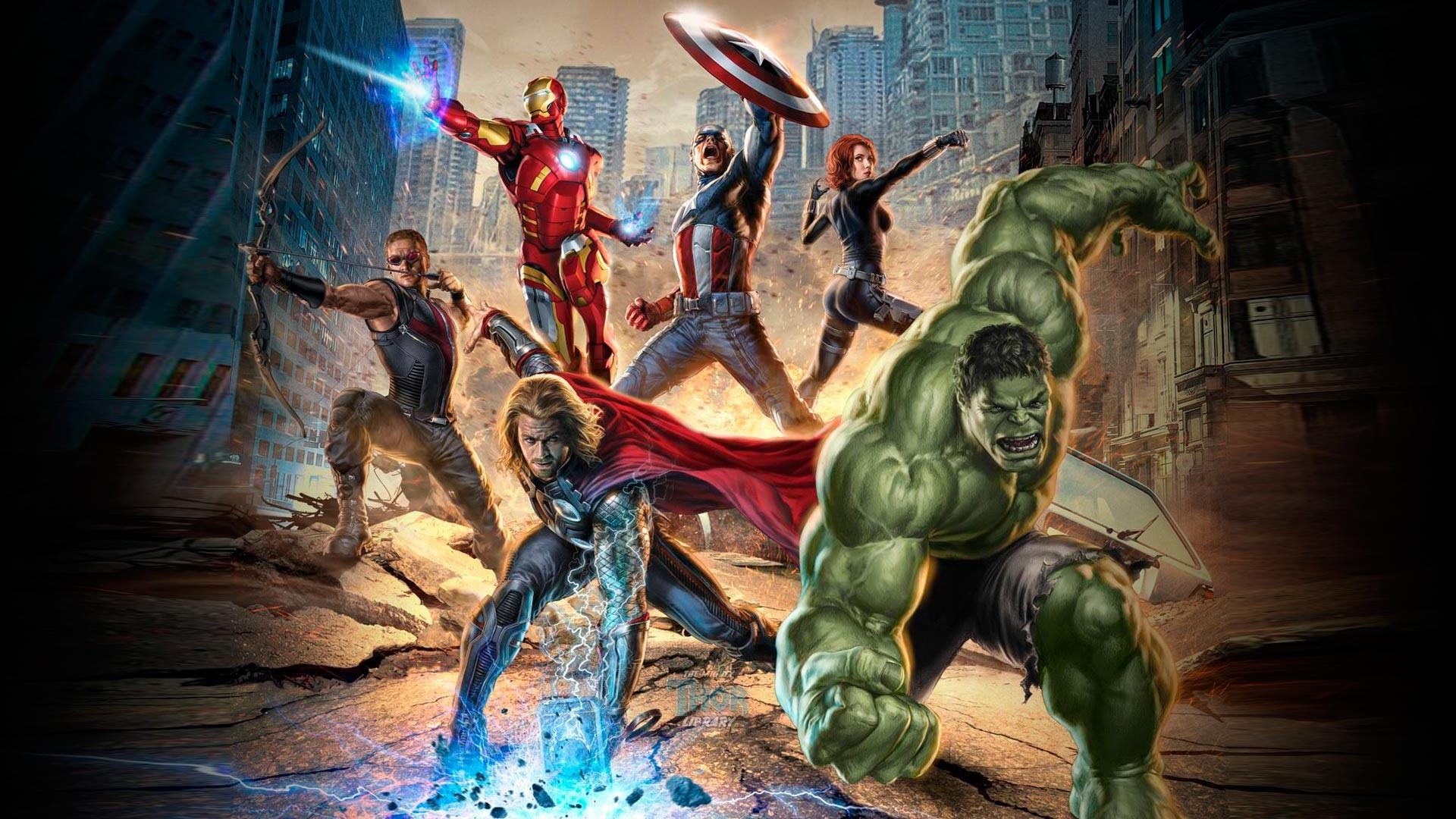 Avengers Movie Wallpaper (1920 x 1080) wallpaper