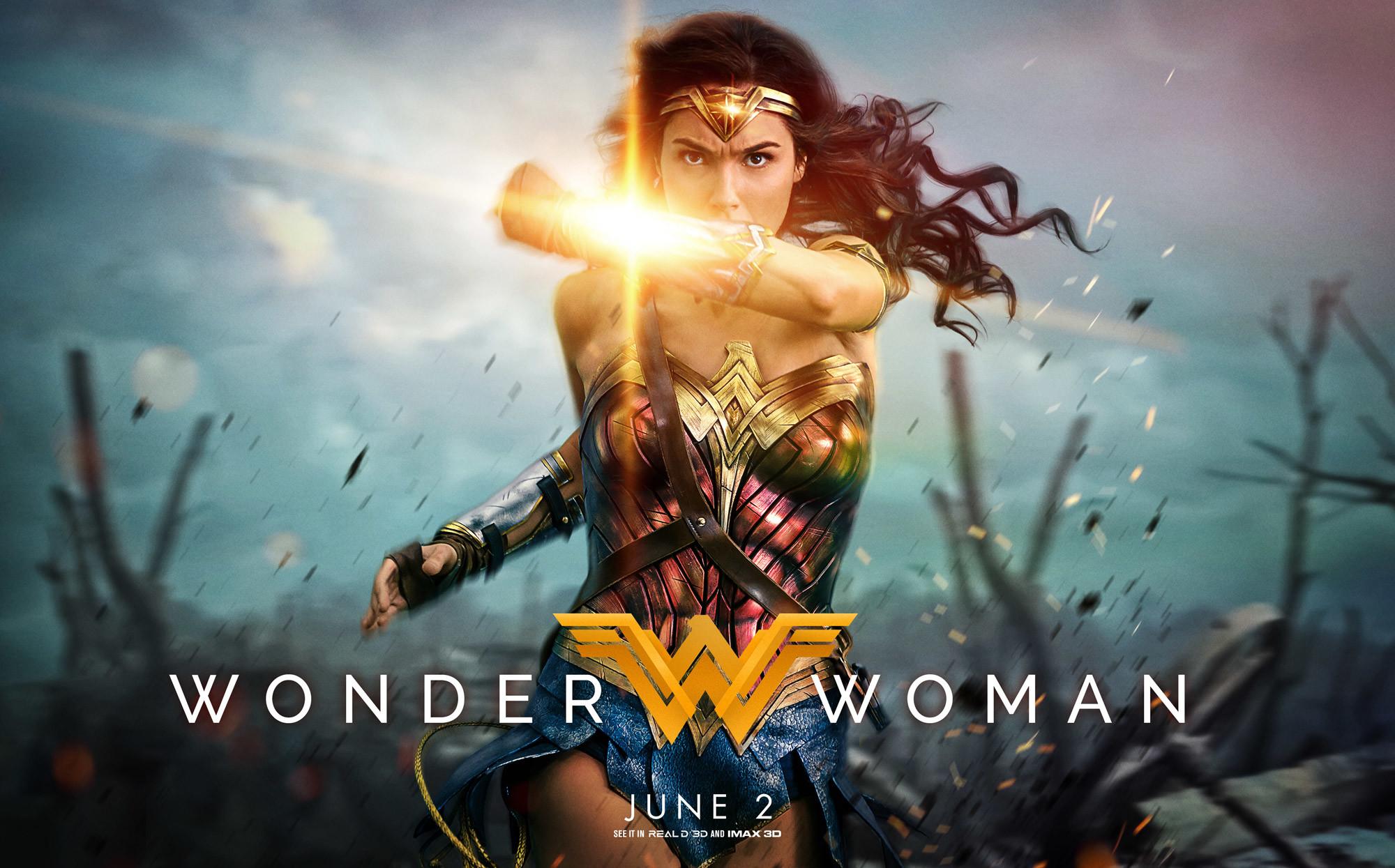 Gal Gadot Wonder Woman · HD Wallpaper | Background ID:830904
