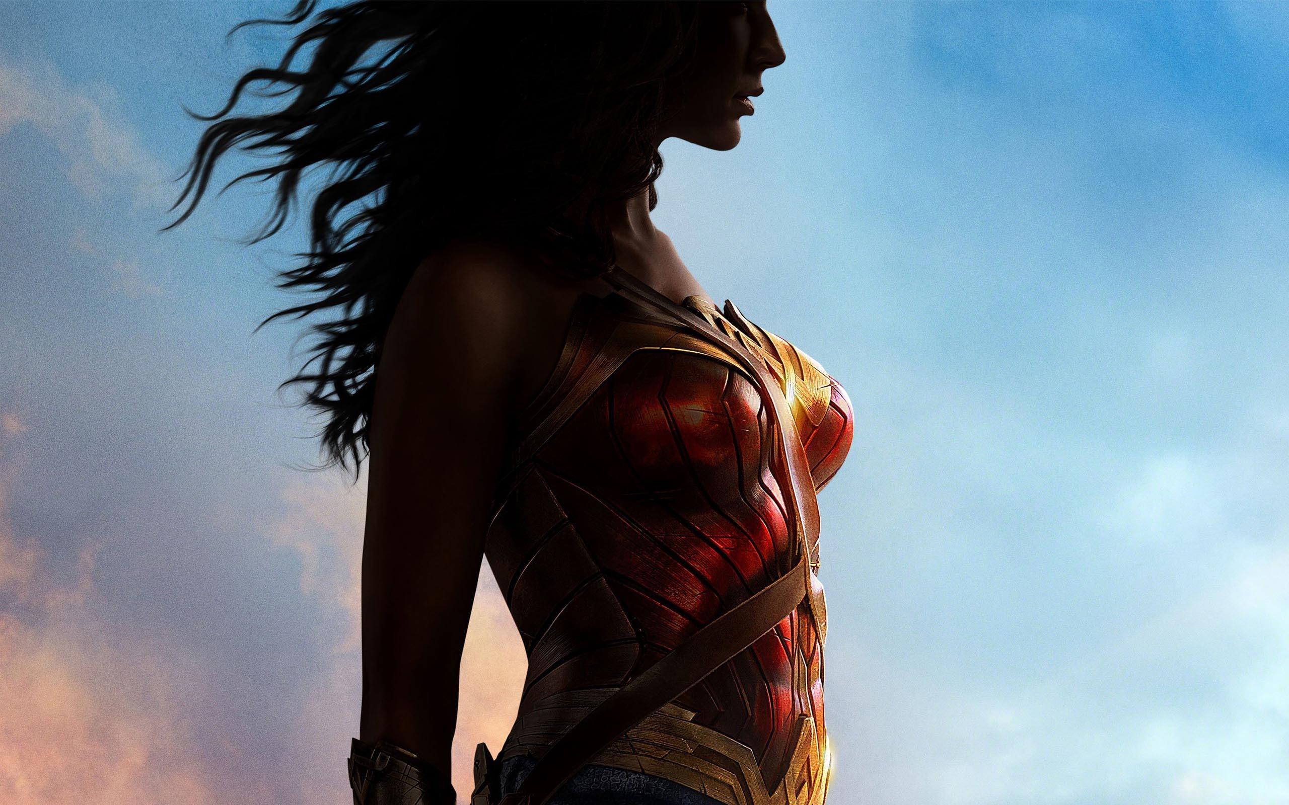 Wonder Woman Gal Gadot 2017 Movie wallpaper