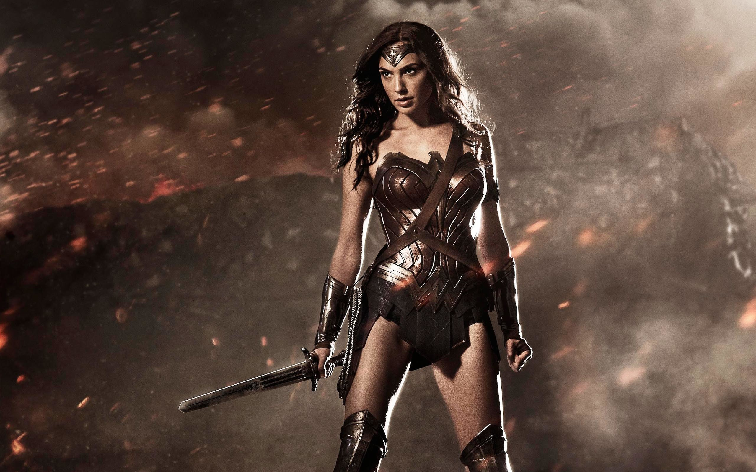 Gal Gadot Wonder Woman Movie 2017 wallpaper