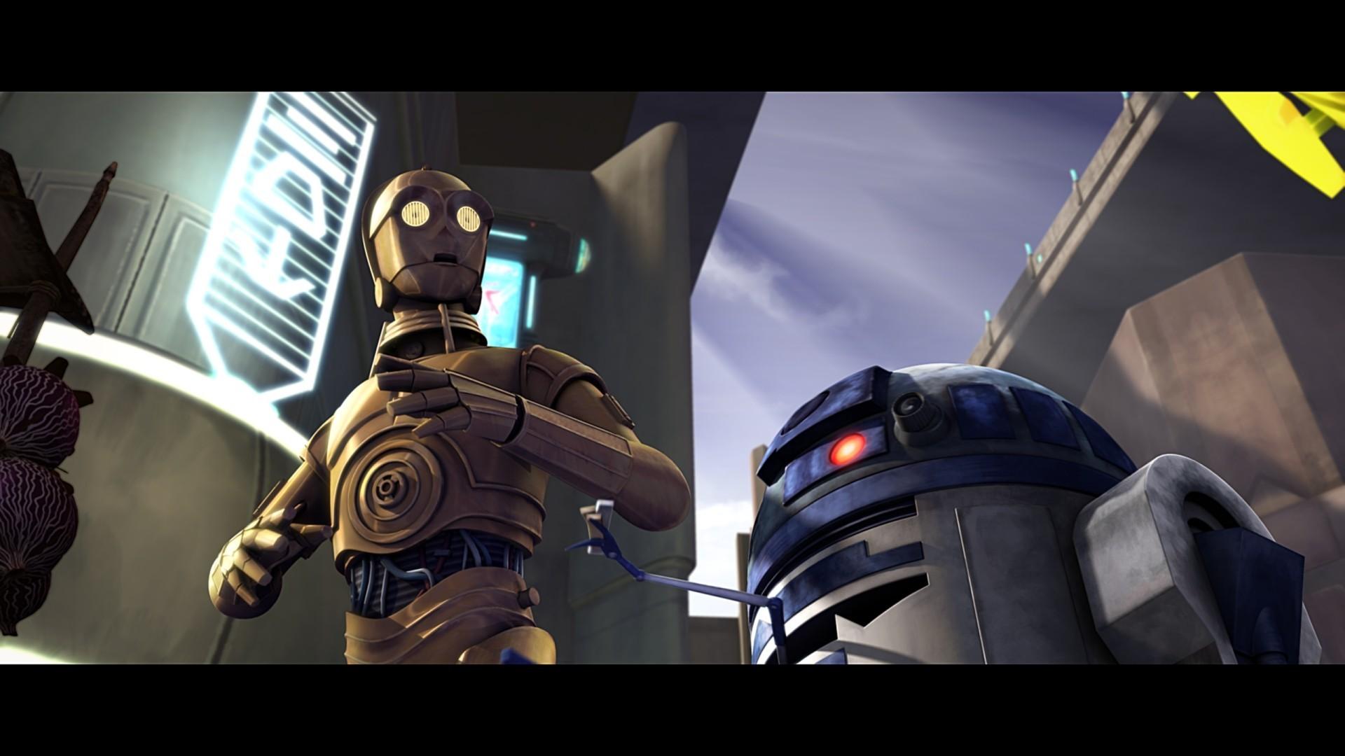 C3PO and R2D2 Wallpaper – WallpaperSafari