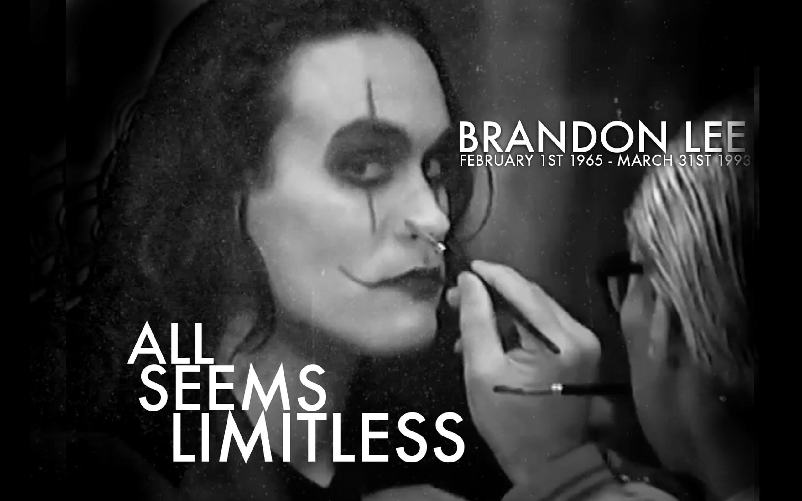 Brandon Lee – All Seems Limitless