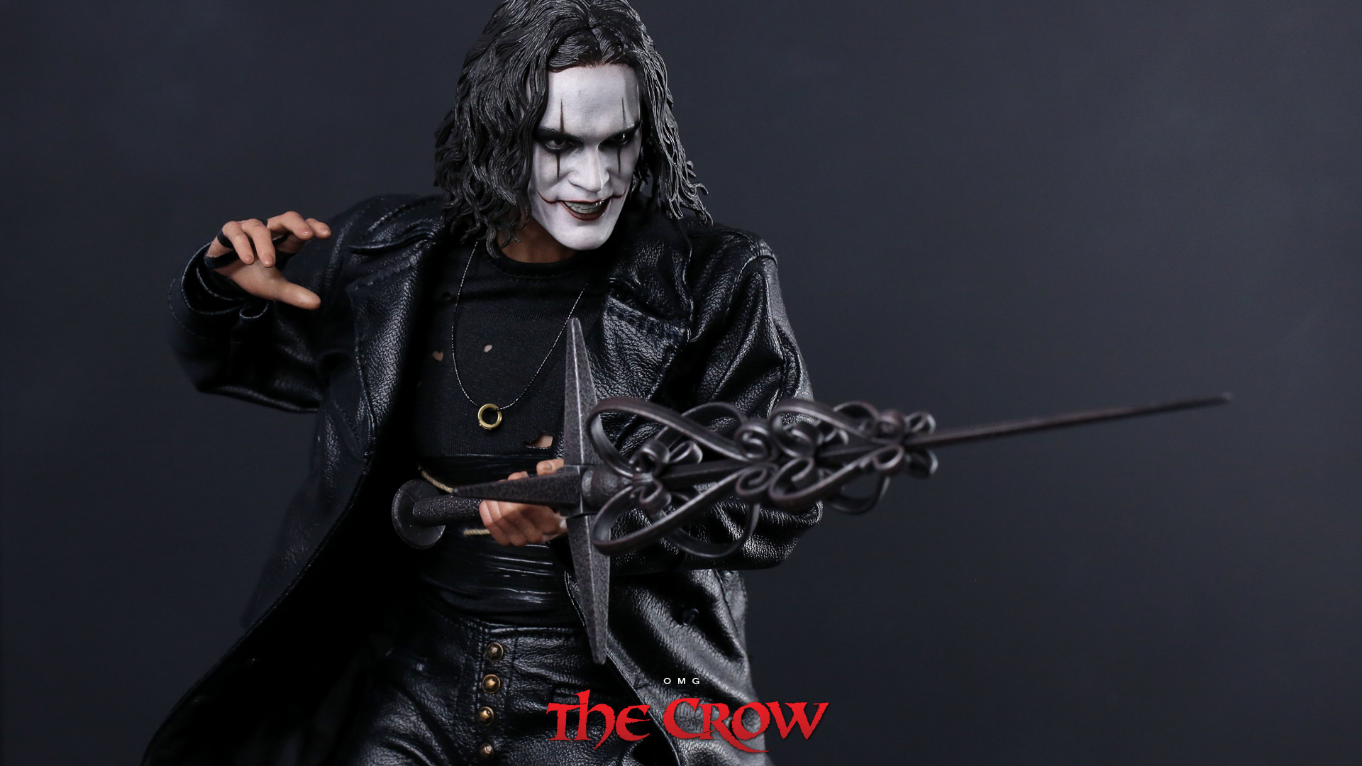 64 The Crow Wallpaper Brandon Lee