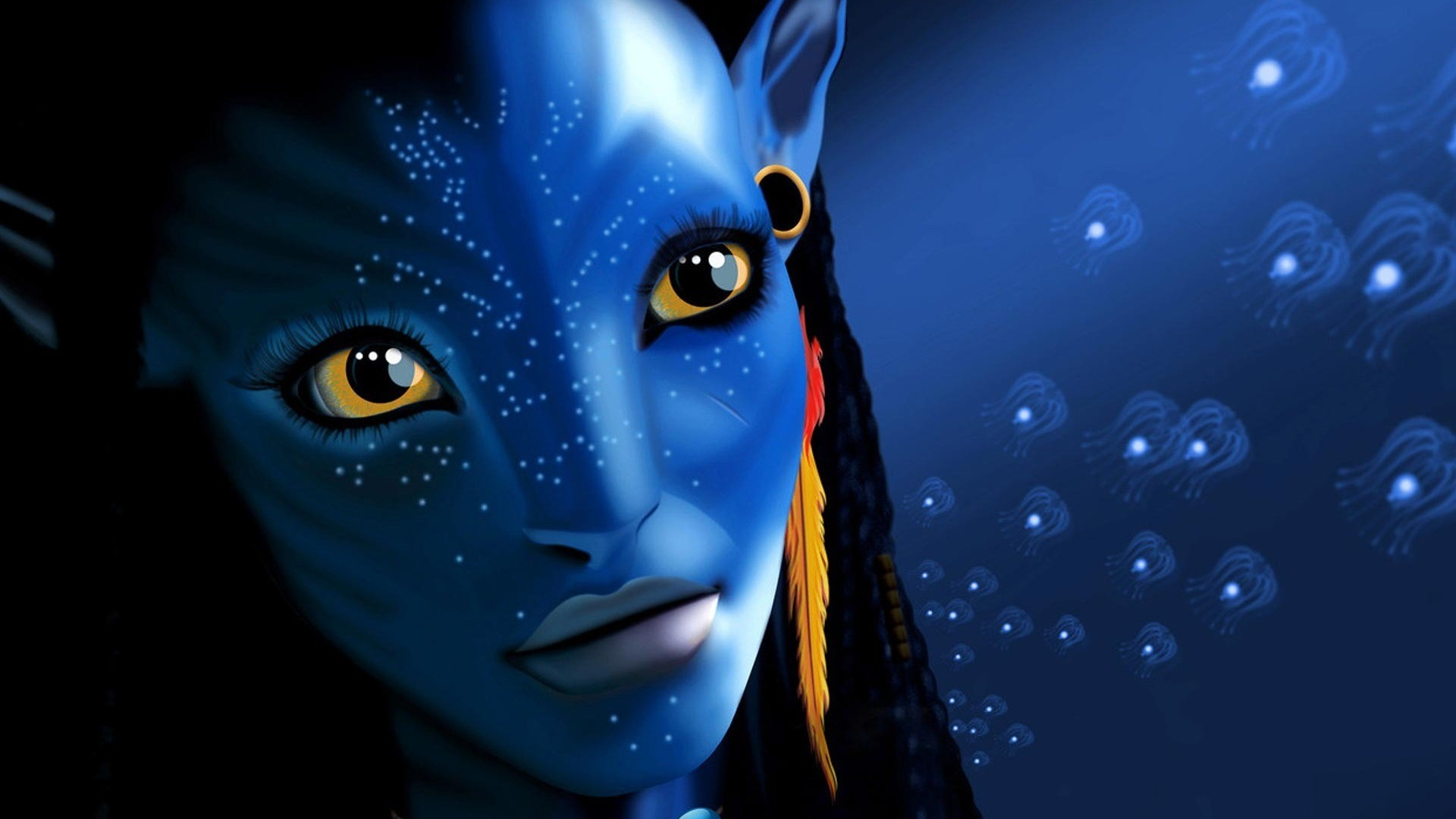 Jake Sully Avatar Disguise HD Desktop Wallpaper Cool Wallpapers