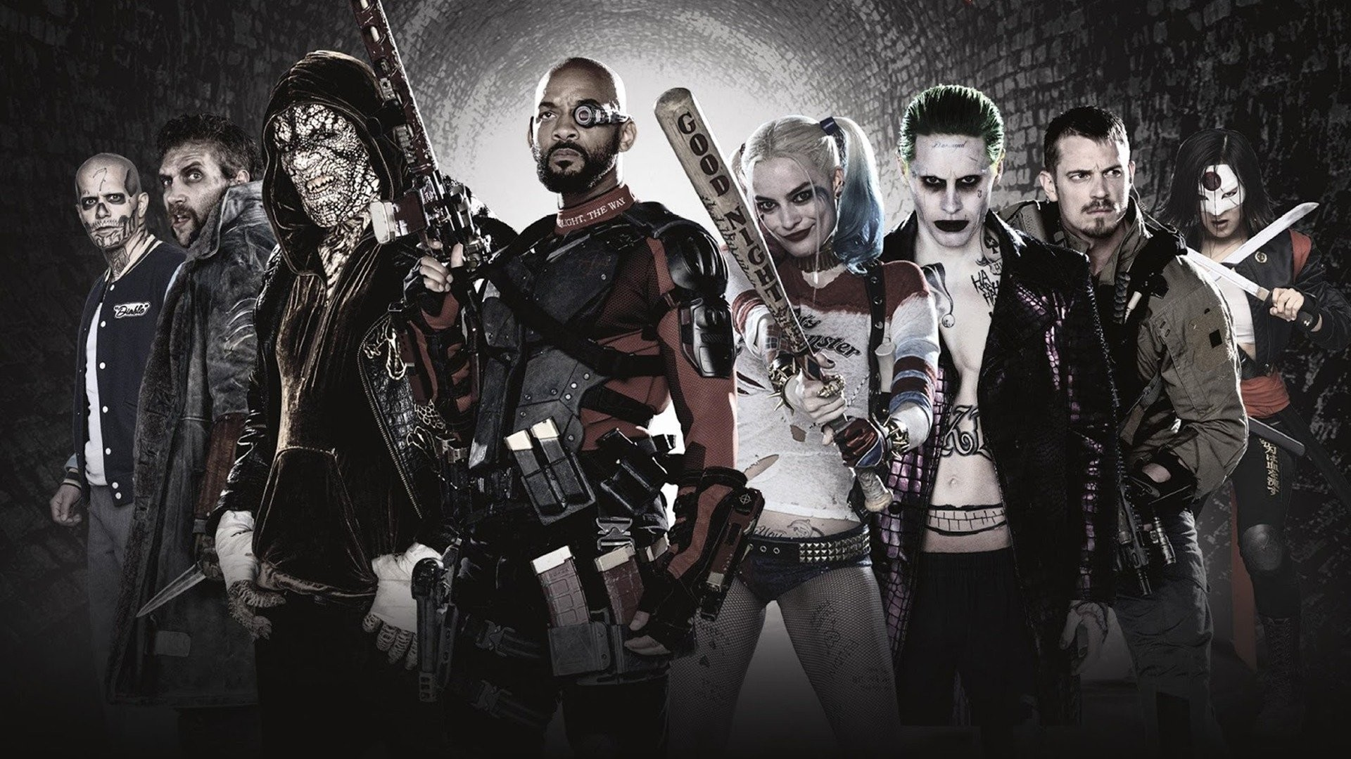 HD Wallpaper   Background ID:725786. Movie Suicide Squad