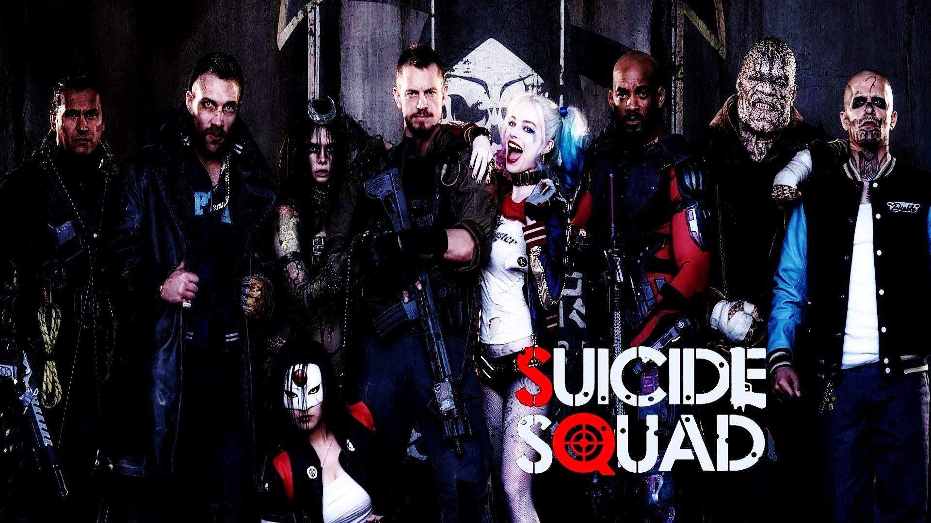 Suicide Squad HD