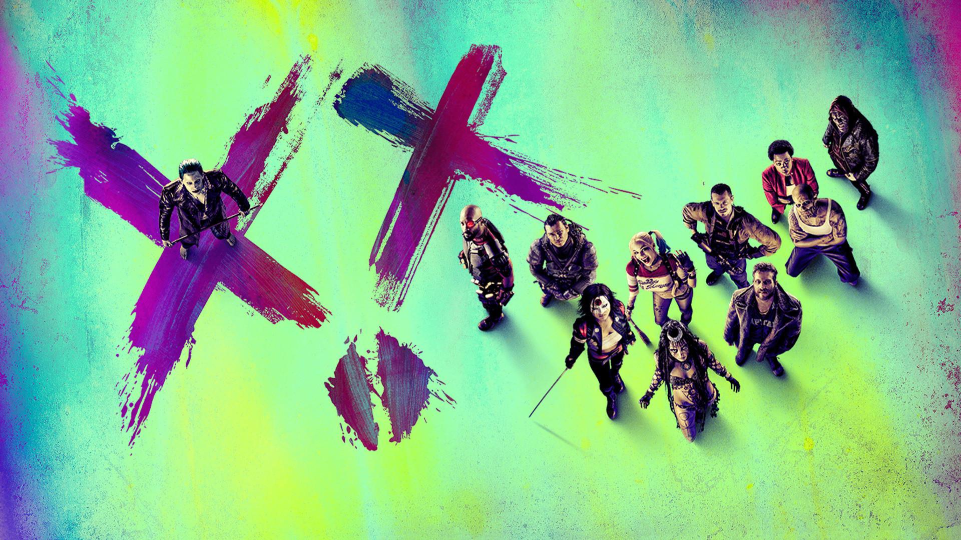 Suicide Squad Full HD Wallpaper