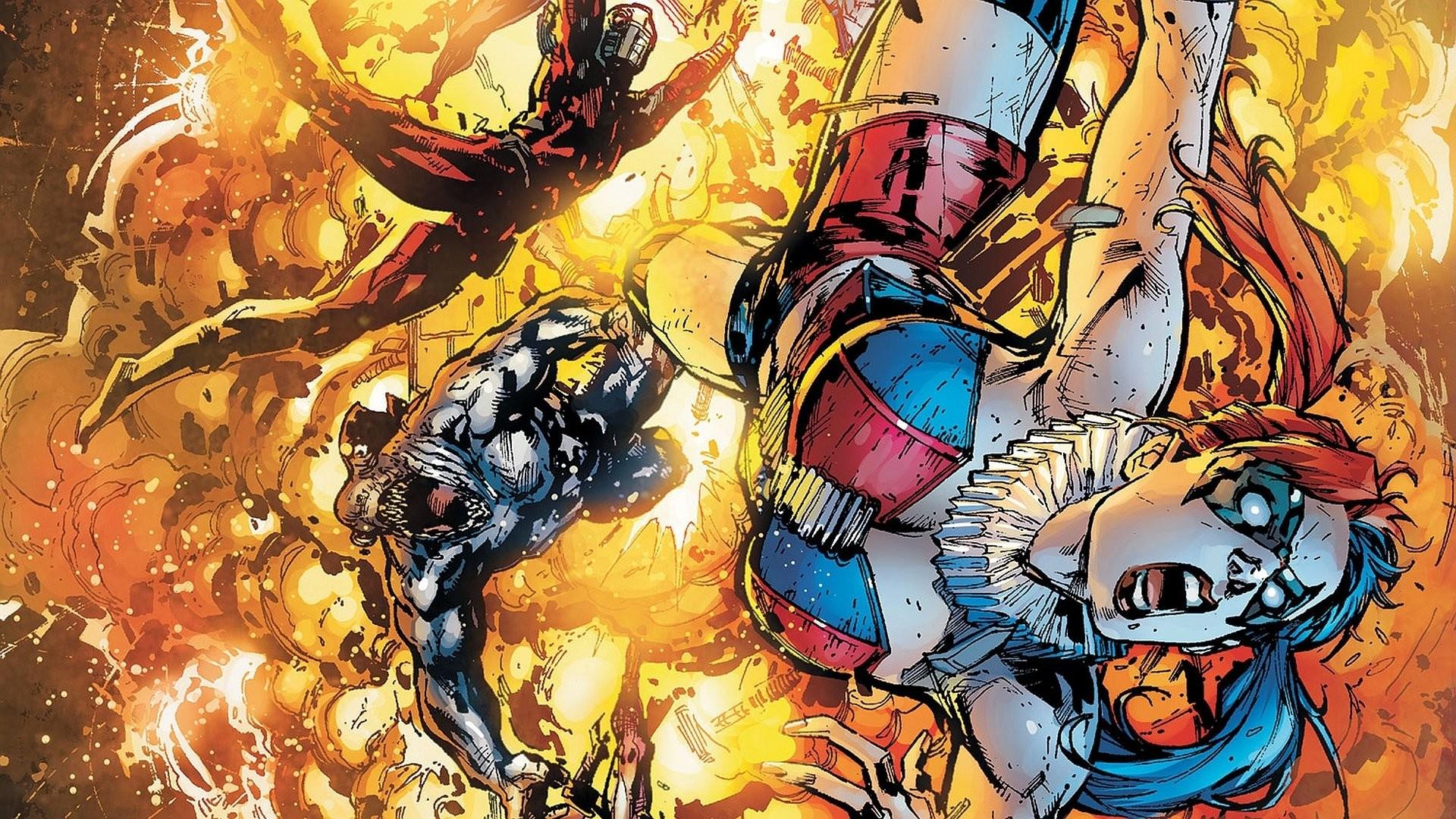 HD Wallpaper   Background ID:538033. Comics Suicide Squad