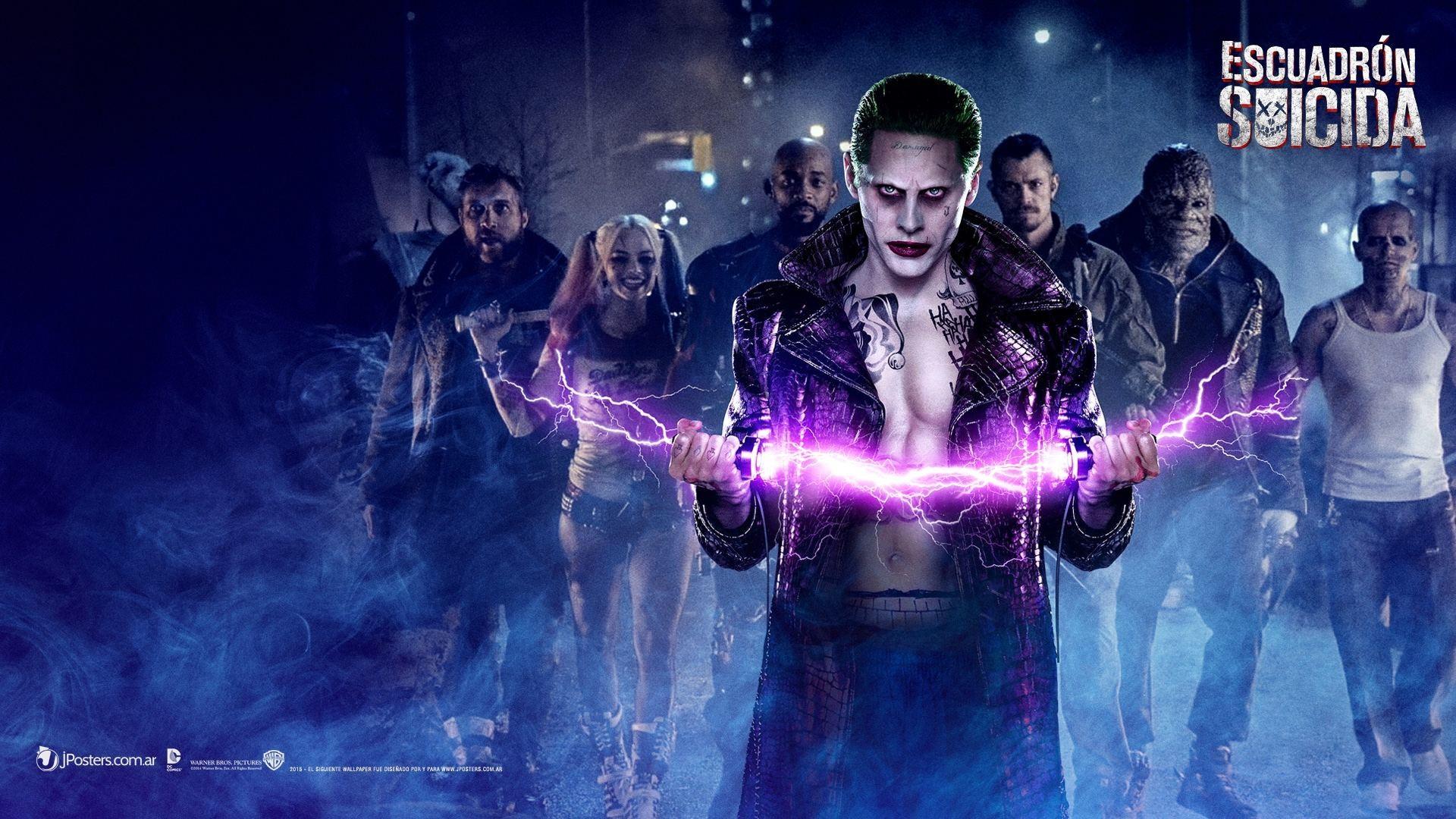 Filme – Suicide Squad Filme Joker Jared Leto Wallpaper