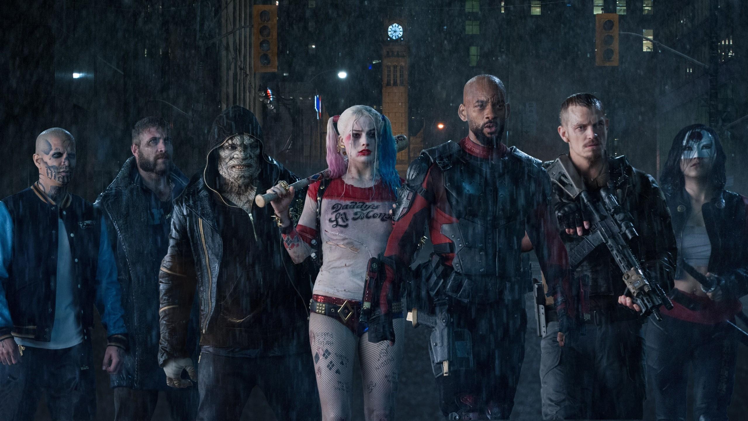 Movies / Suicide Squad Wallpaper