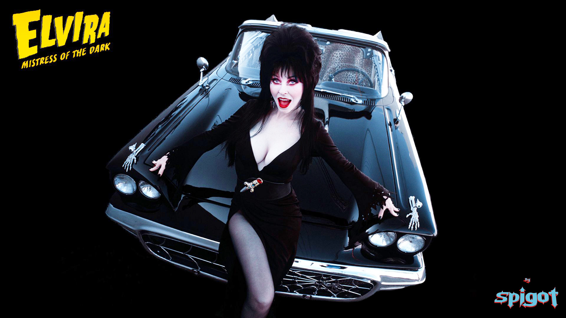 Elvira Wallpaper