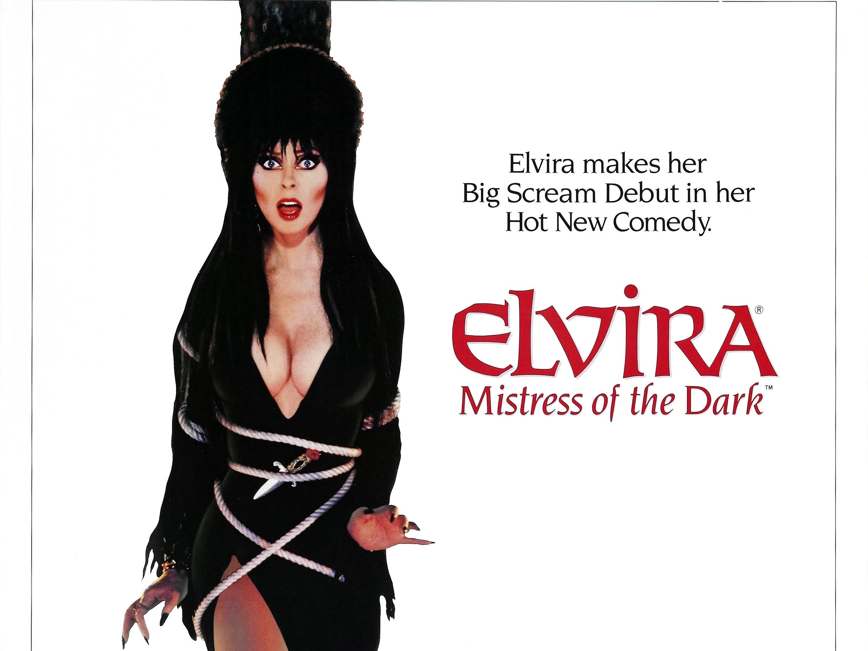 1 Elvira: Mistress Of The Dark HD Wallpapers   Backgrounds – Wallpaper Abyss