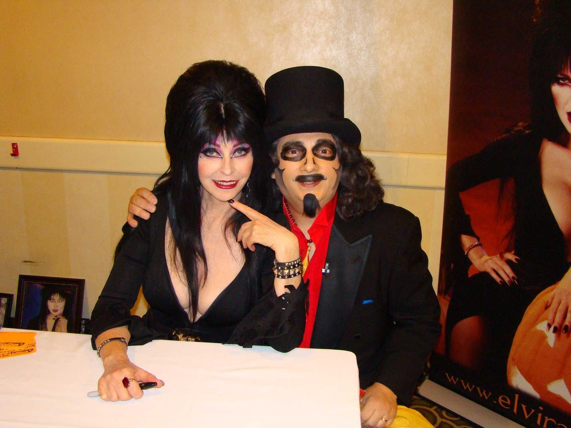 Television Horror Host Icons: Elvira, Mistress of the Dark and Svengoolie