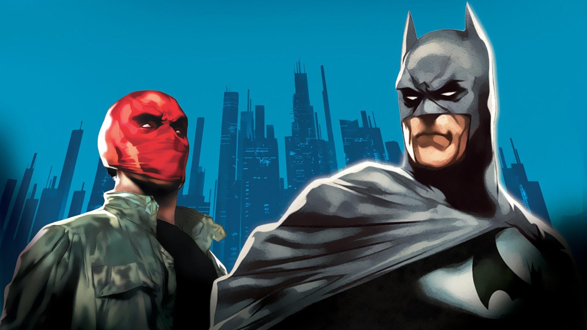 Batman Red Hood · HD Wallpaper | Background ID:793775