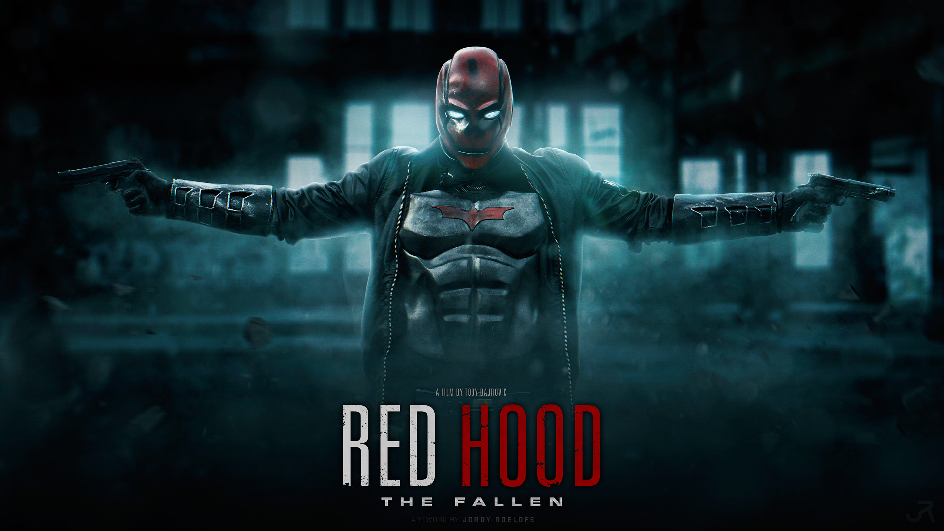 … RED HOOD THE FALLEN – Wallpaper 1080P by visuasys