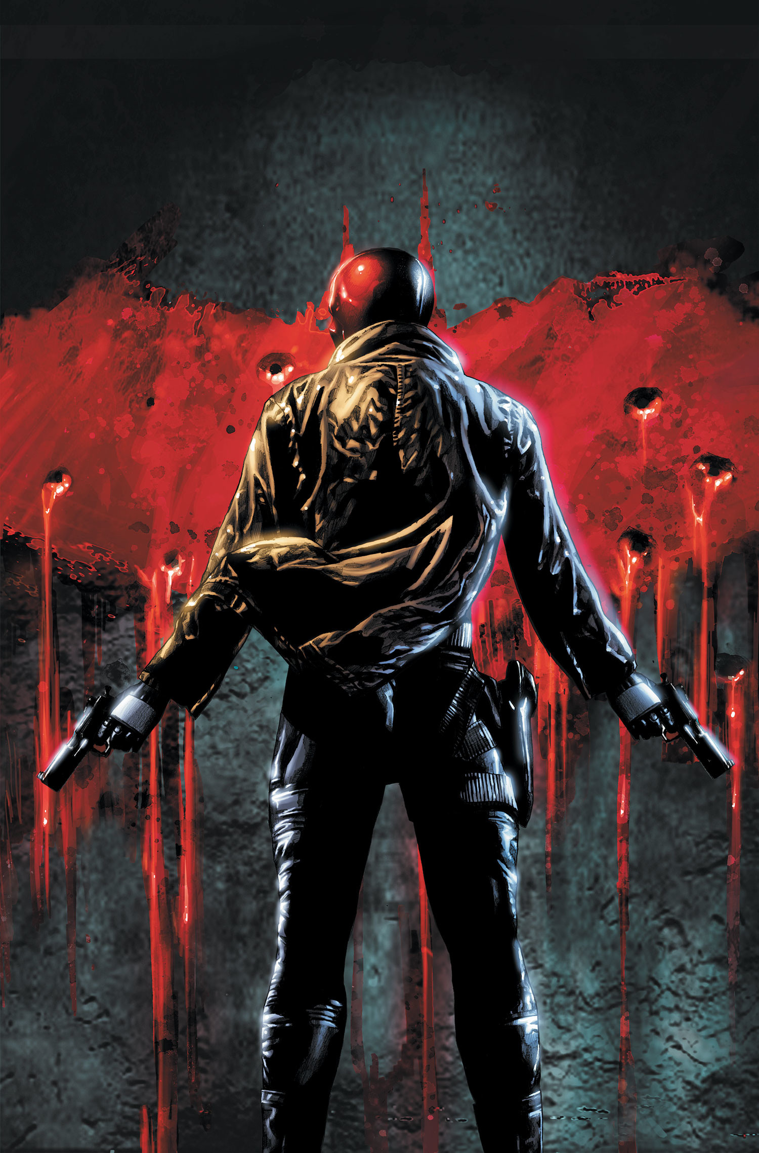 The Red Hood ( Jason Todd )