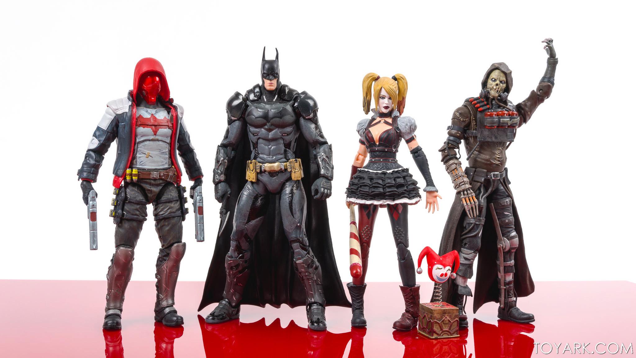 Arkham Knight Red Hood 036