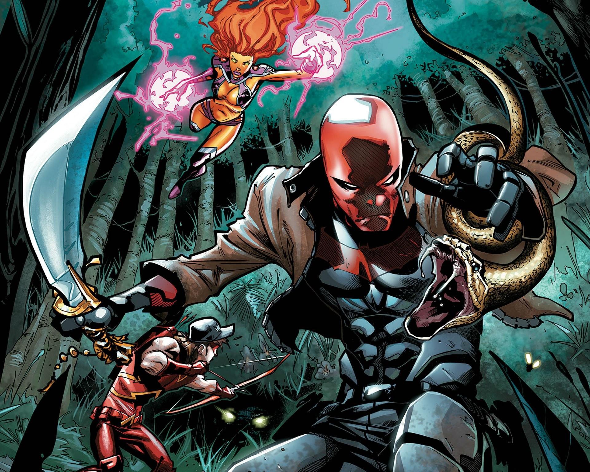 RED HOOD OUTLAWS dc-comics d-c comics superhero heroes hero 1rho batman  wallpaper | | 621376 | WallpaperUP