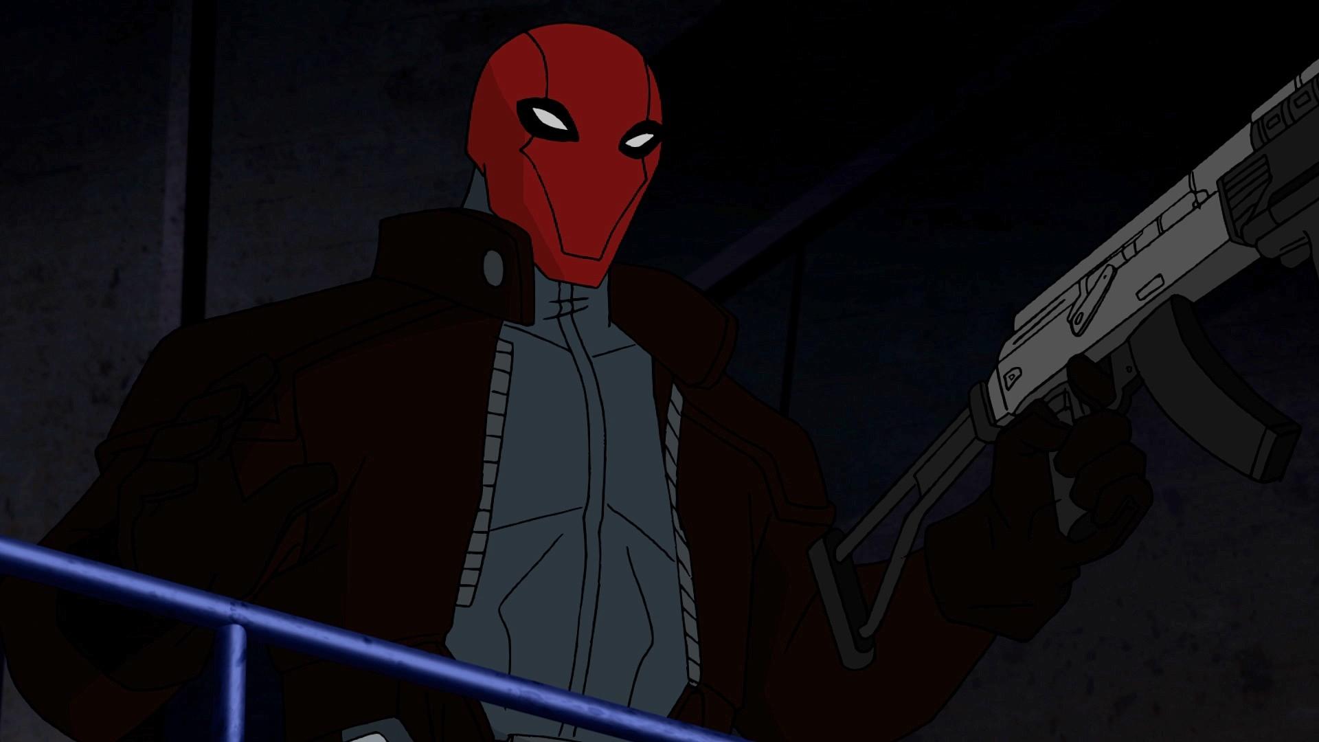 Category:Batman: Under the Red Hood characters | Batman Wiki | FANDOM  powered by Wikia