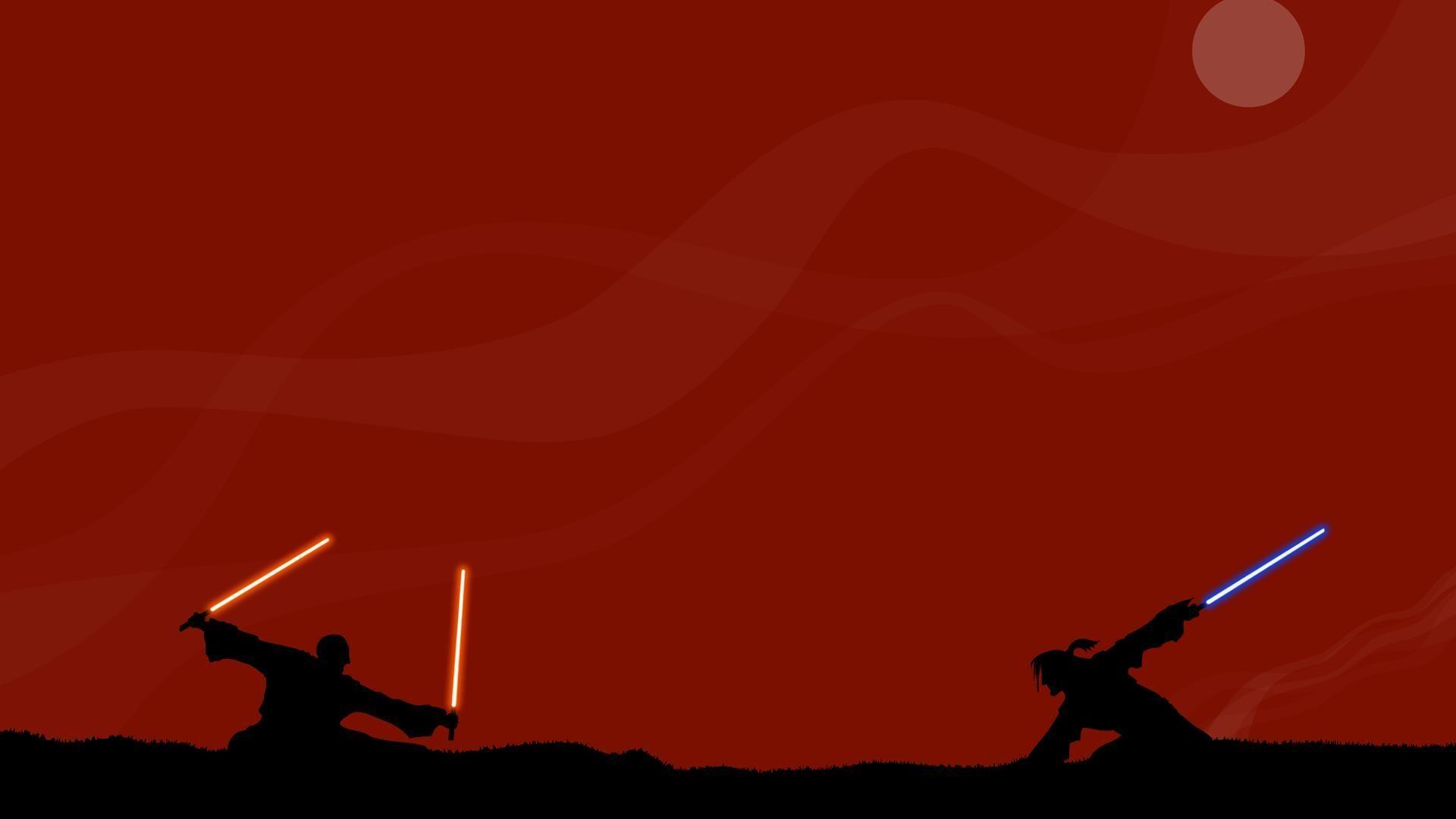 Jedi VS Sith Wallpaper wallpaper – 964251