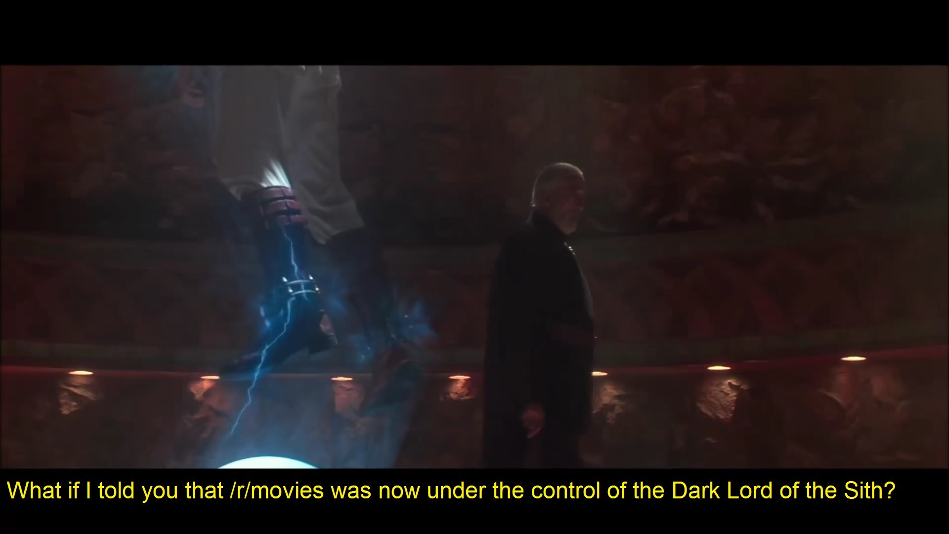"""When /r/movies top post of all time is, """"The Senate."""