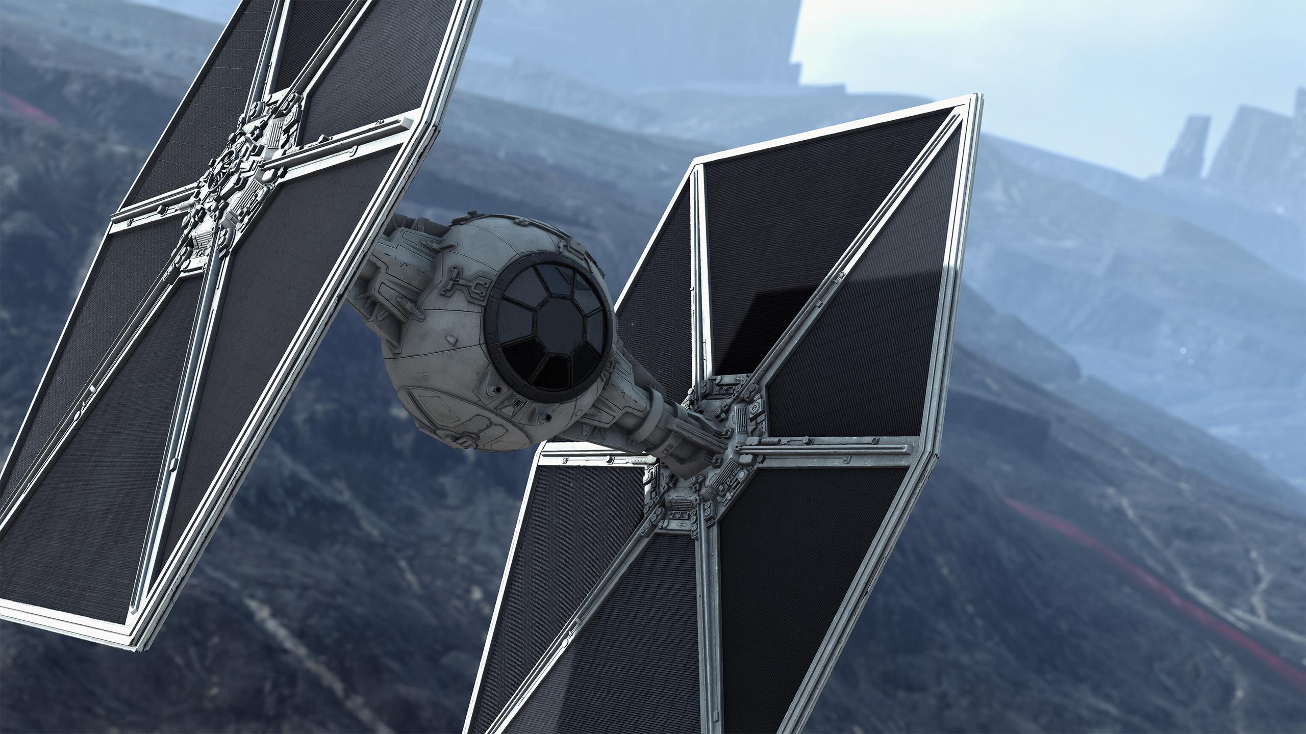 Star Wars Battlefront TIE Fighter Wallpapers HD / Desktop and Mobile  Backgrounds