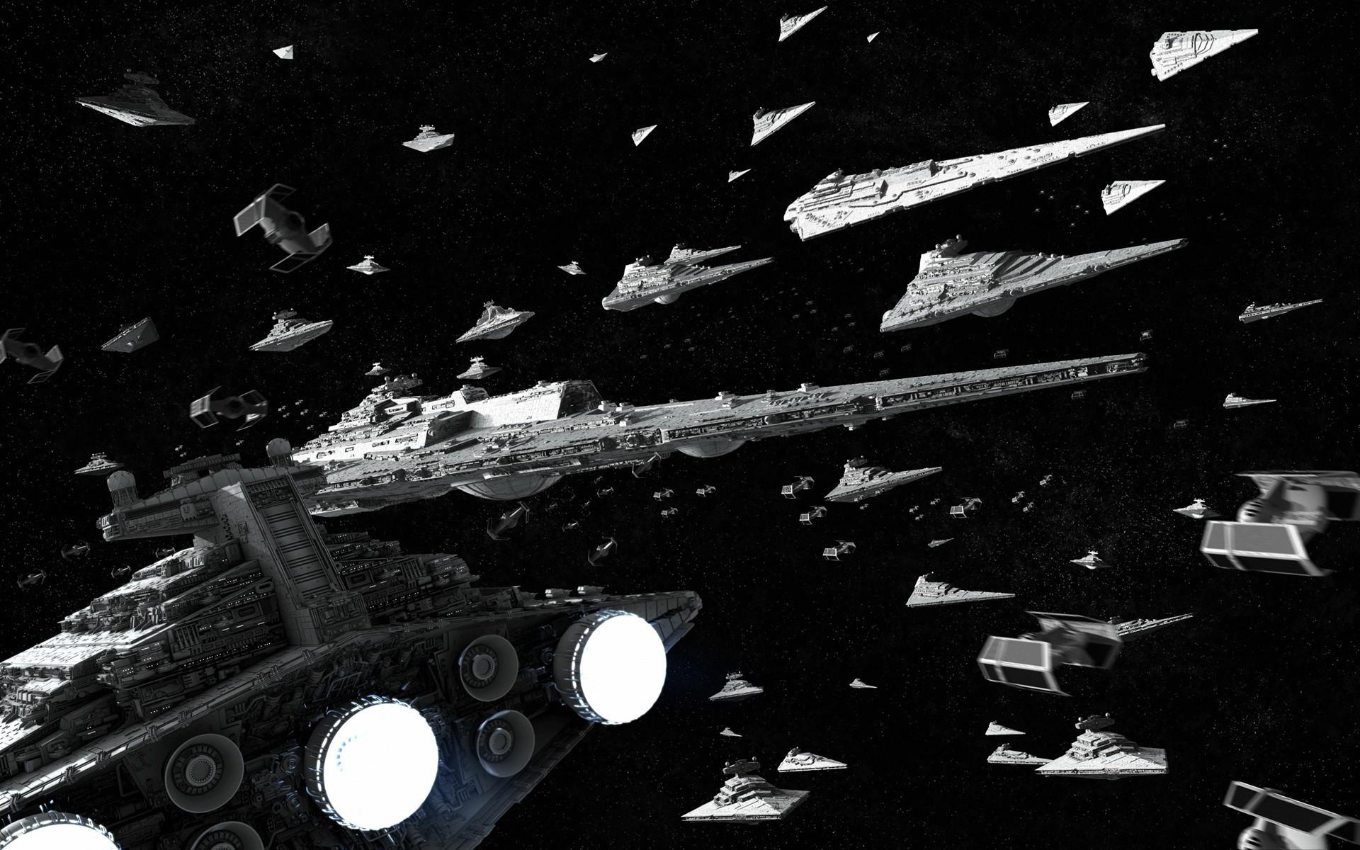 Star Wars, Star Destroyer, Super Star Destroyer, TIE Fighter Wallpapers HD  / Desktop and Mobile Backgrounds