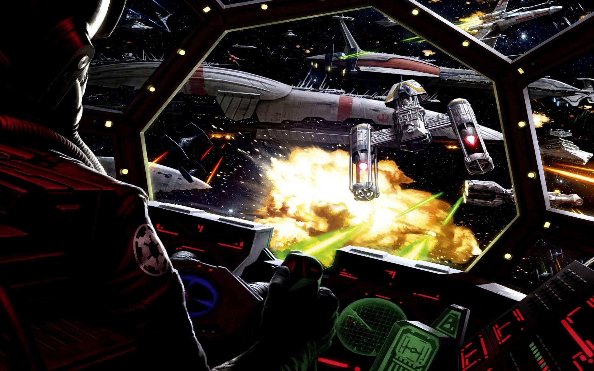 TIE FIGHTER star wars futuristic spaceship space sci-fi wallpaper      811259   WallpaperUP