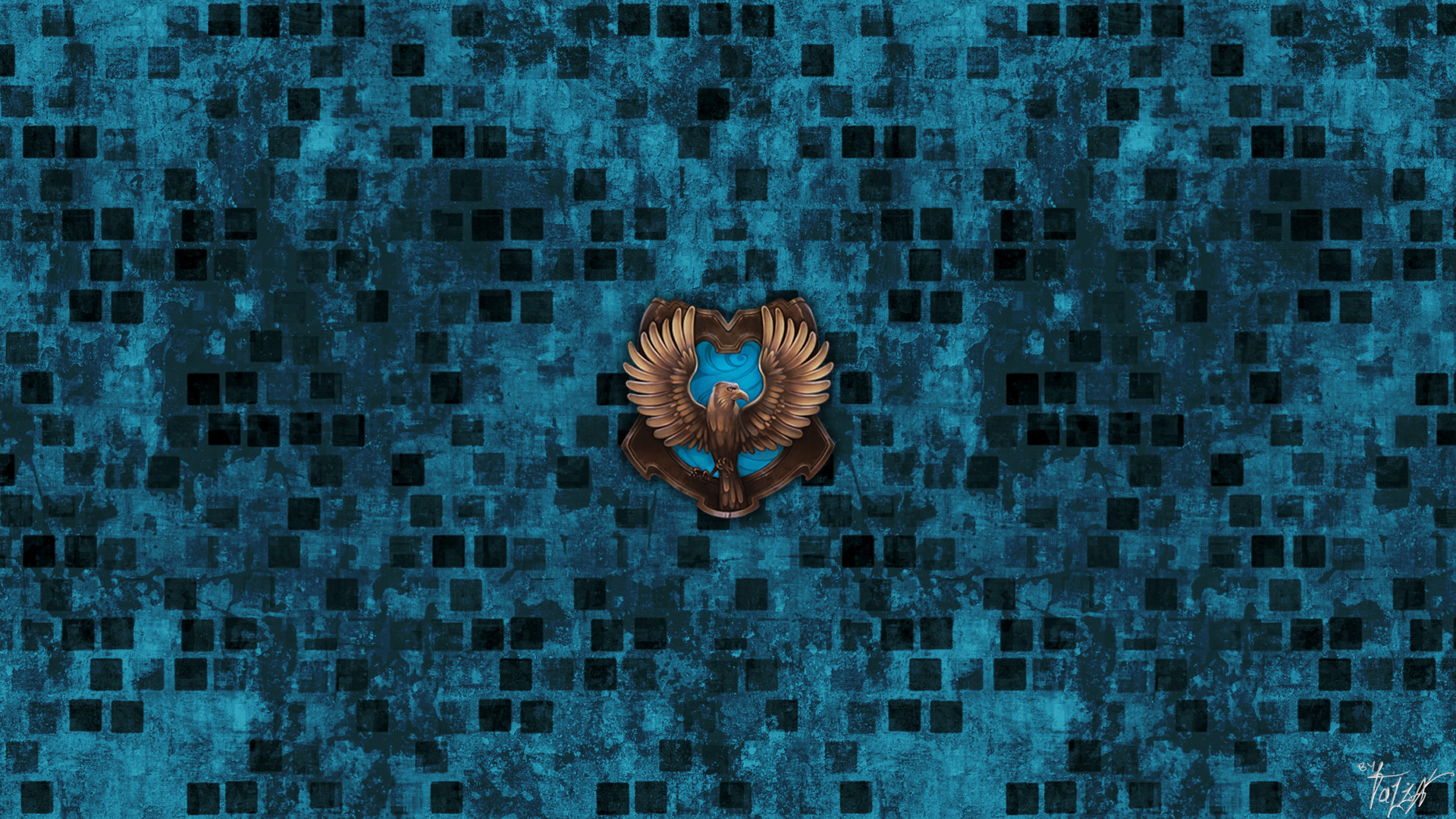 Ravenclaw – brick background   Ravenclaw – Fink   Pinterest   Ravenclaw