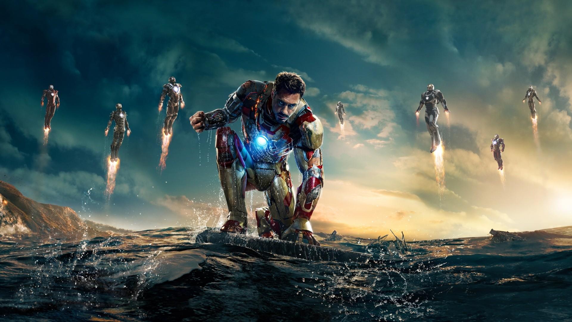 Ultra HD Iron Man HD 4K Pics (1920×1080)
