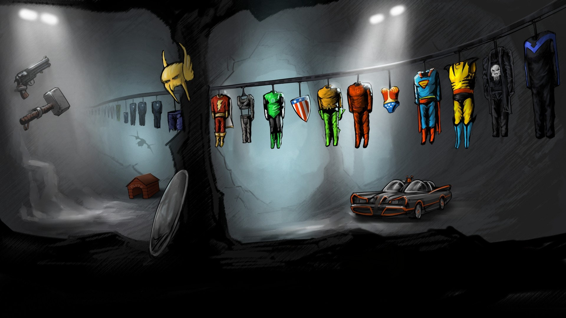 Bane – Lego Marvel Super Heroes Game HD Wallpaper Wallpaper