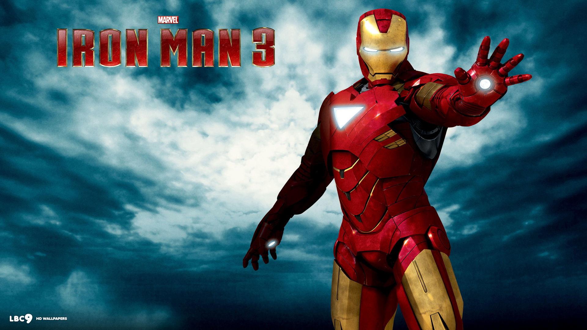iron man 3 superhero wallpaper hd 1080p
