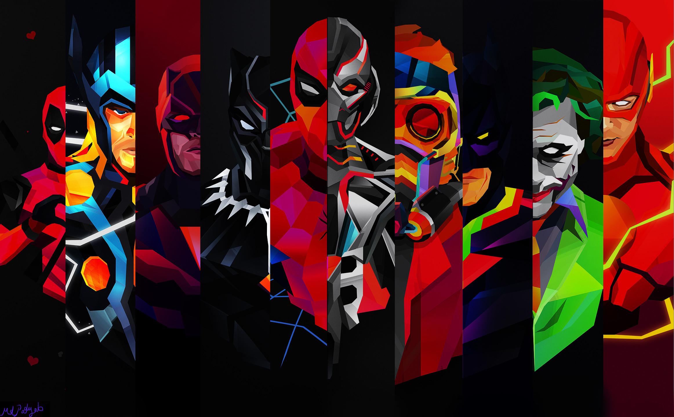 HD Wallpaper   Background ID:705204. Comics Superhero