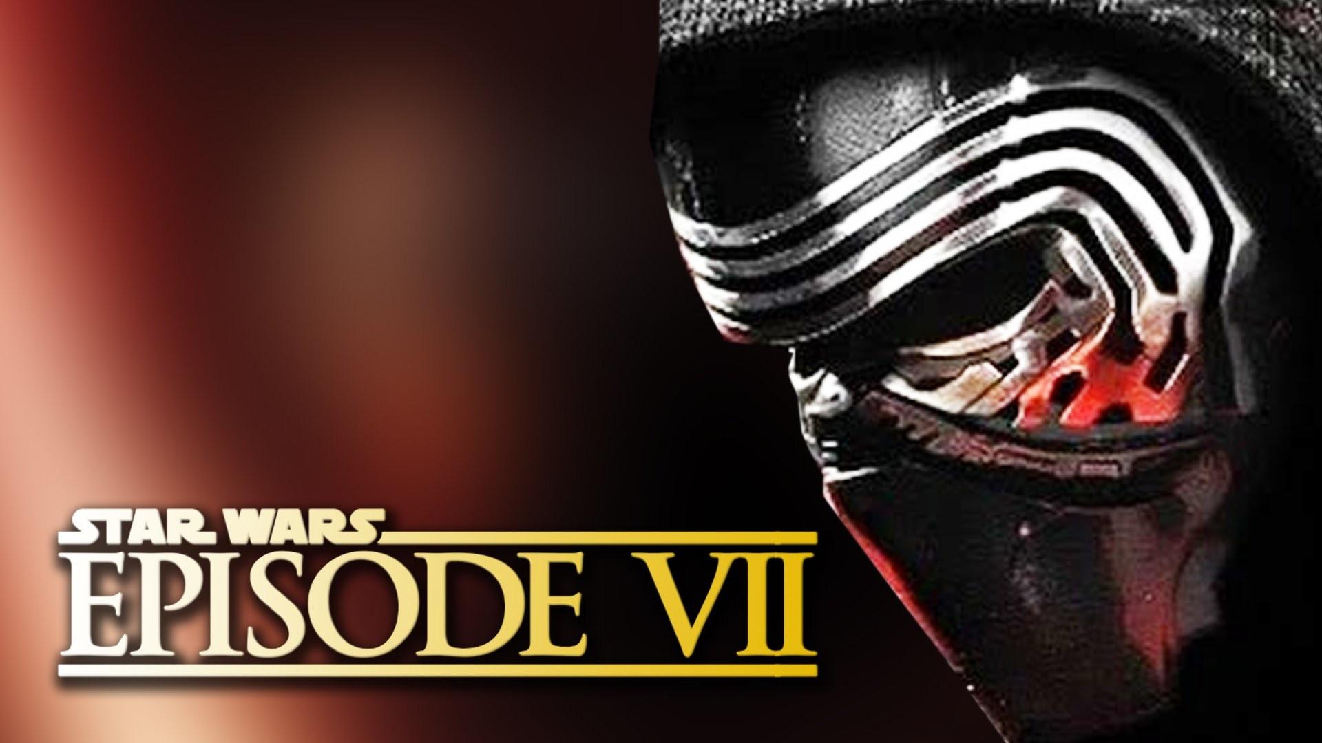 Star Wars News: Episode 7 (VII) The Force Awakens Kylo Ren New Details &  New ATAT in Korea Trailer – YouTube