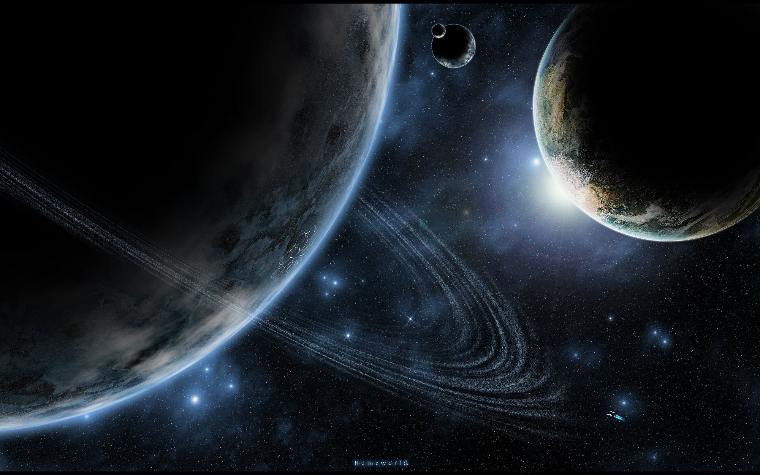 12 – Cool Space Wallpapers