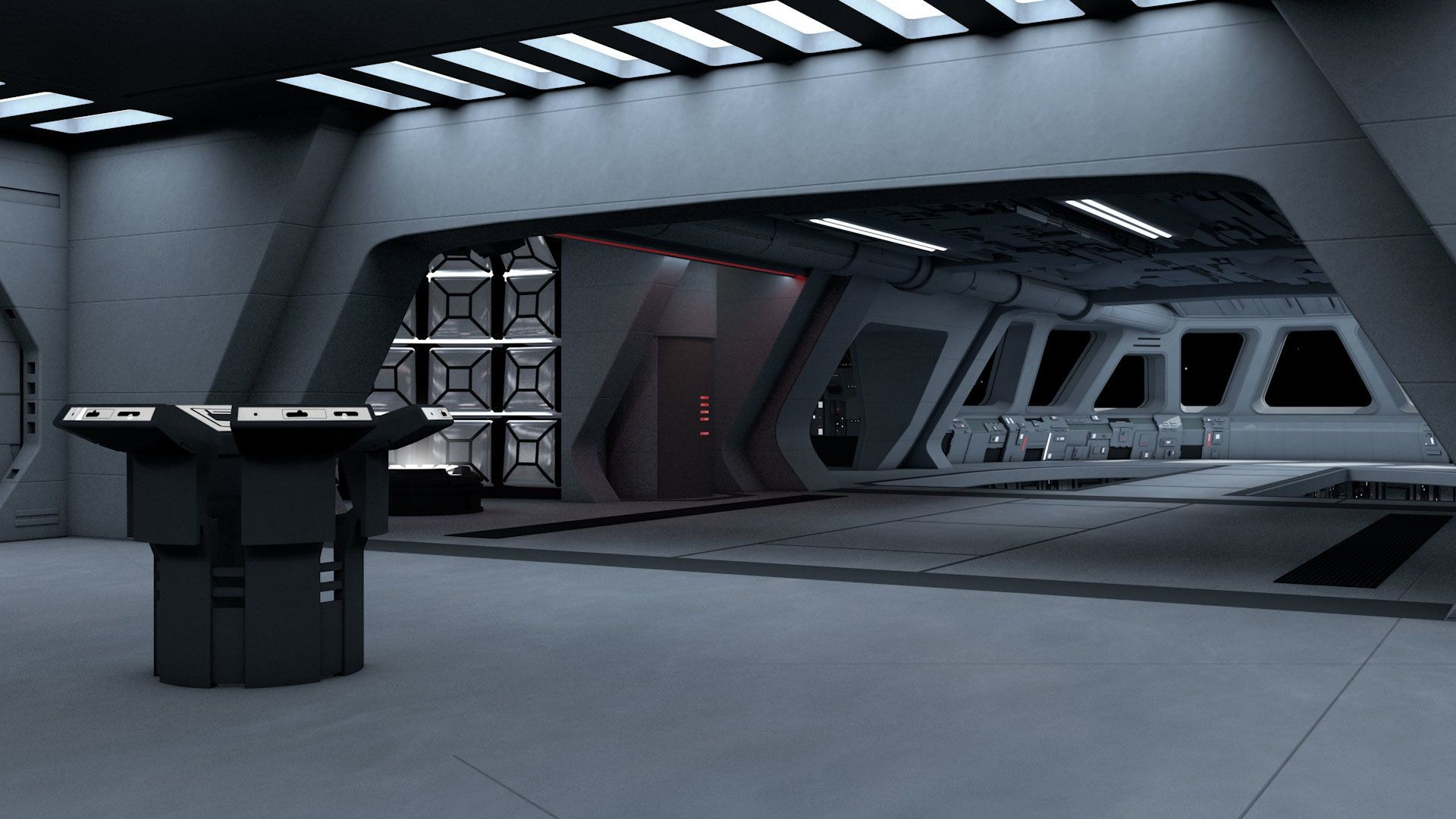 inside the imperial star destroyer – Google Search