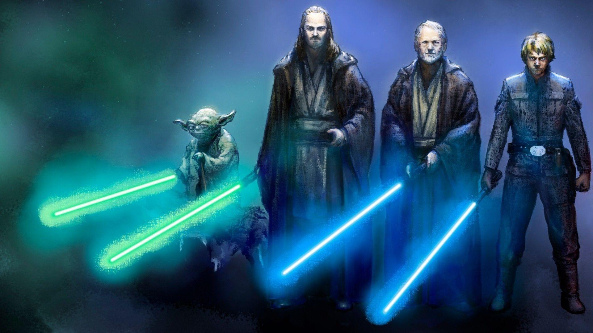 120 Star Wars Jedi Wallpaper Hd