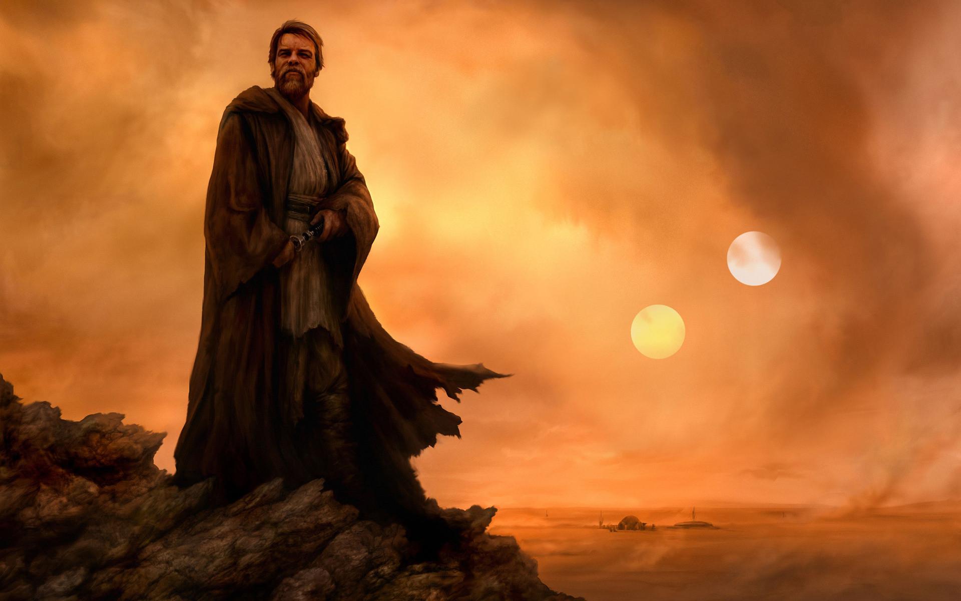 Obi-Wan Kenobi – Star Wars wallpaper #17694