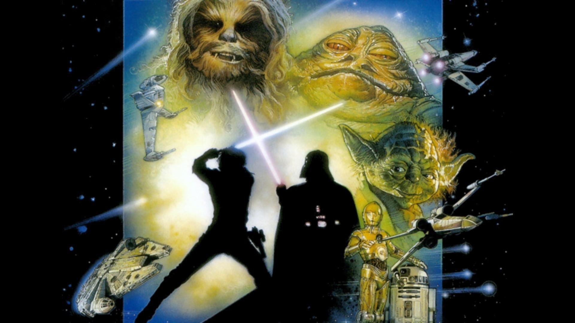 Movie – Star Wars Episode VI: Return Of The Jedi Wallpaper